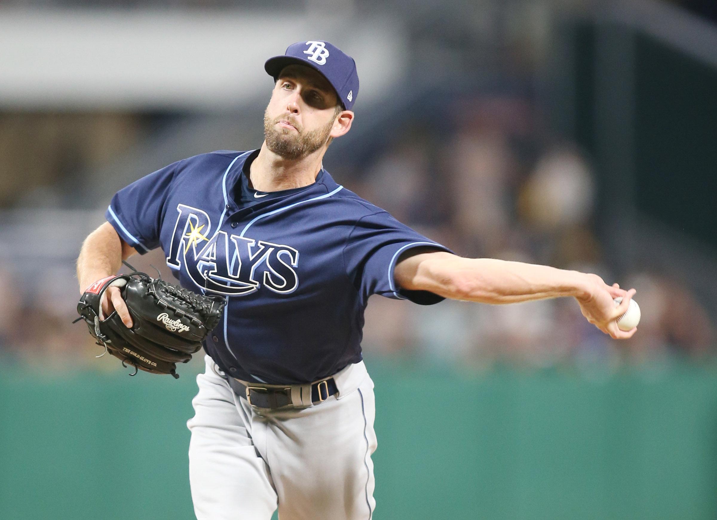 MLB: Tampa Bay Rays at Pittsburgh Pirates