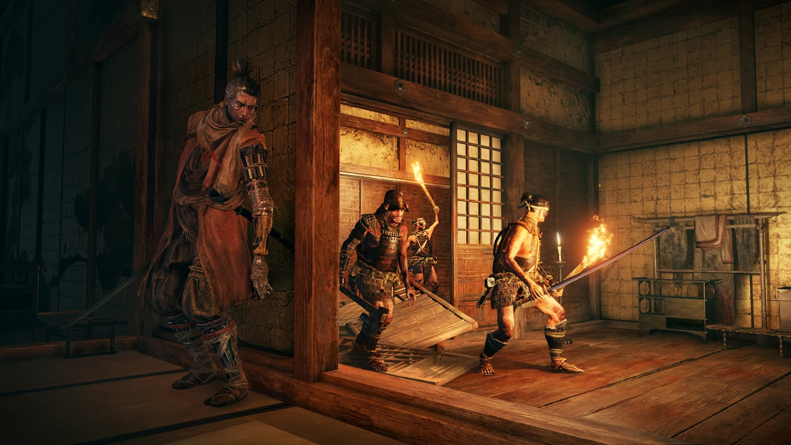 Sekiro trap is hilarious, killing streamers left and right