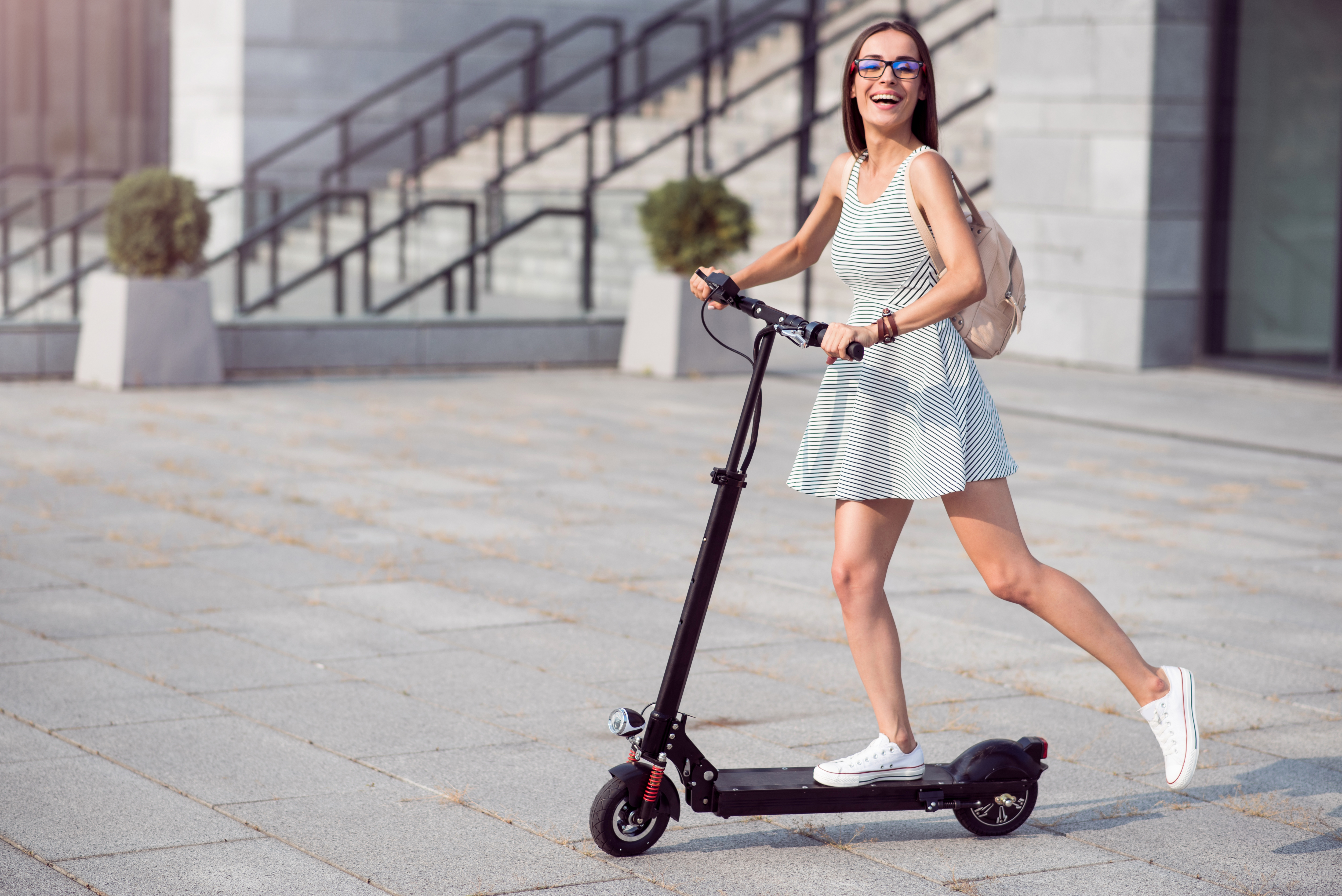 UT reins in scooter speeds with campus geofencing - Curbed Austin