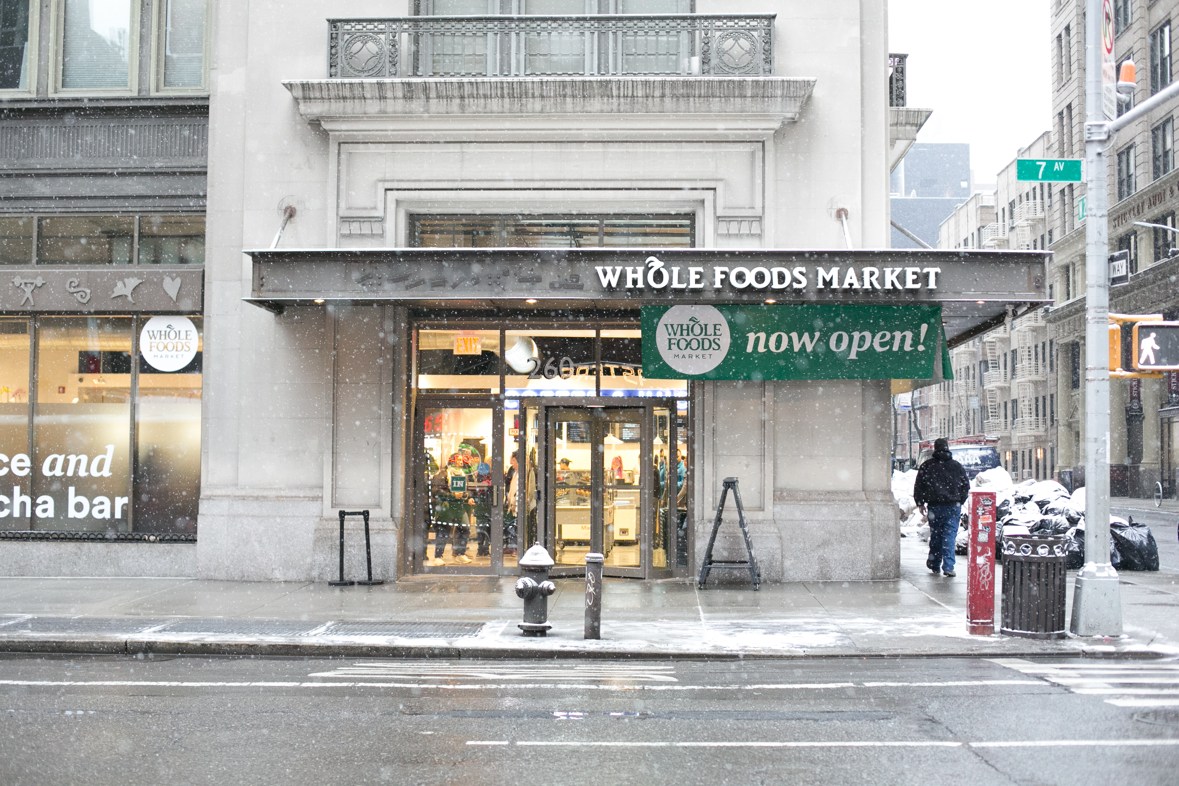 Whole Foods Market Daily Shop Opens in Chelsea