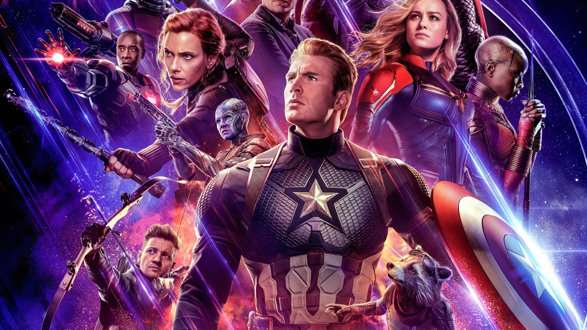 Download 600+ Wallpaper Avengers Endgame 4k Pc