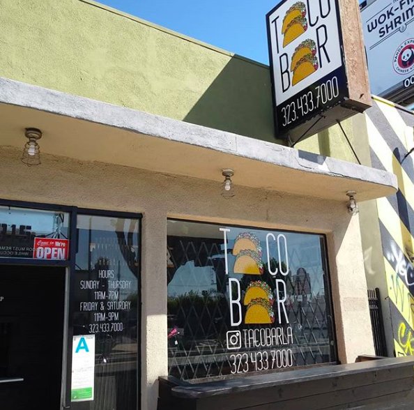 Pico Boulevard's New Takeout Joint Hopes to Be the In-N-Out of Hardshell Tacos
