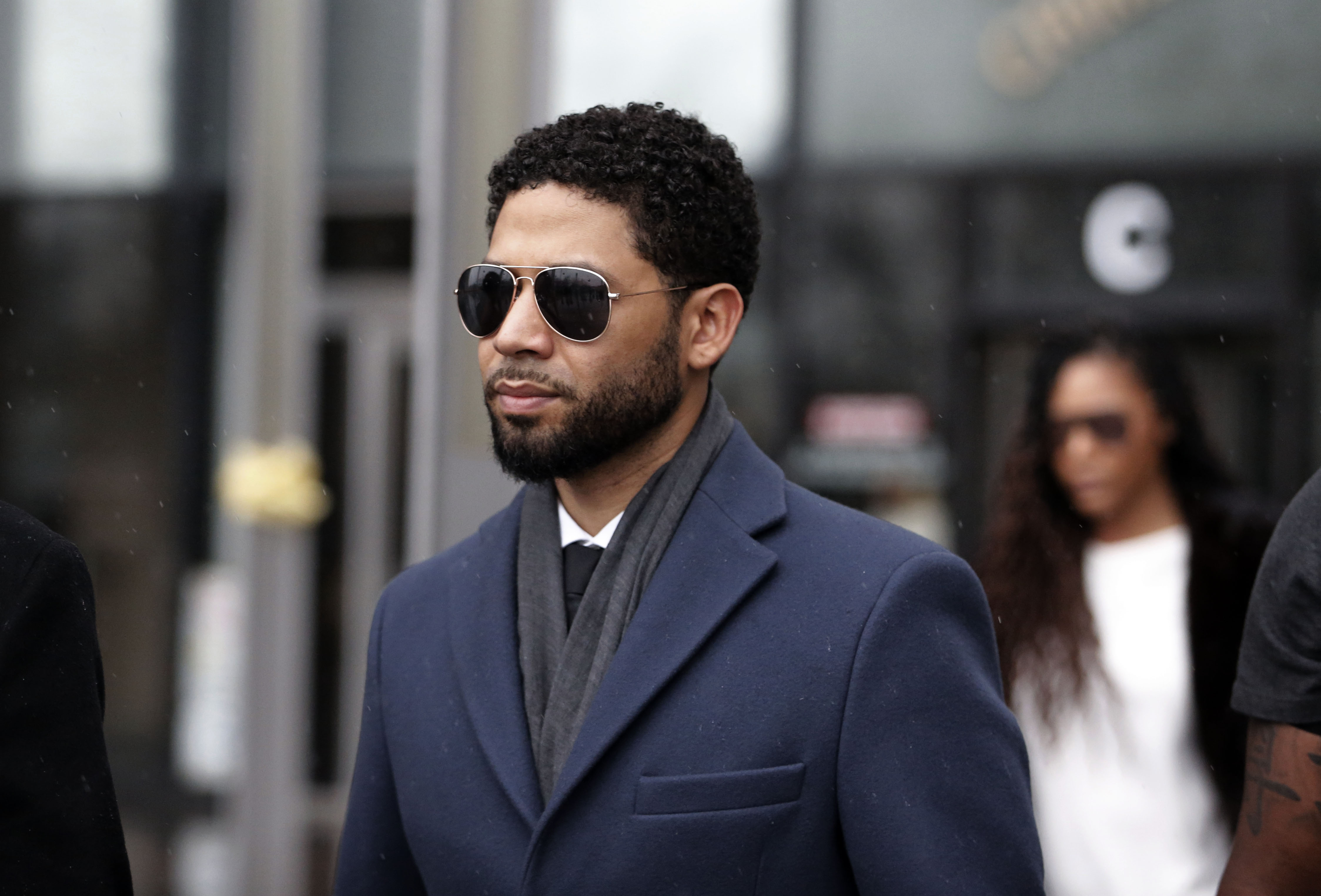 Empire writers and Fox stand by Jussie Smollett after charges are dropped