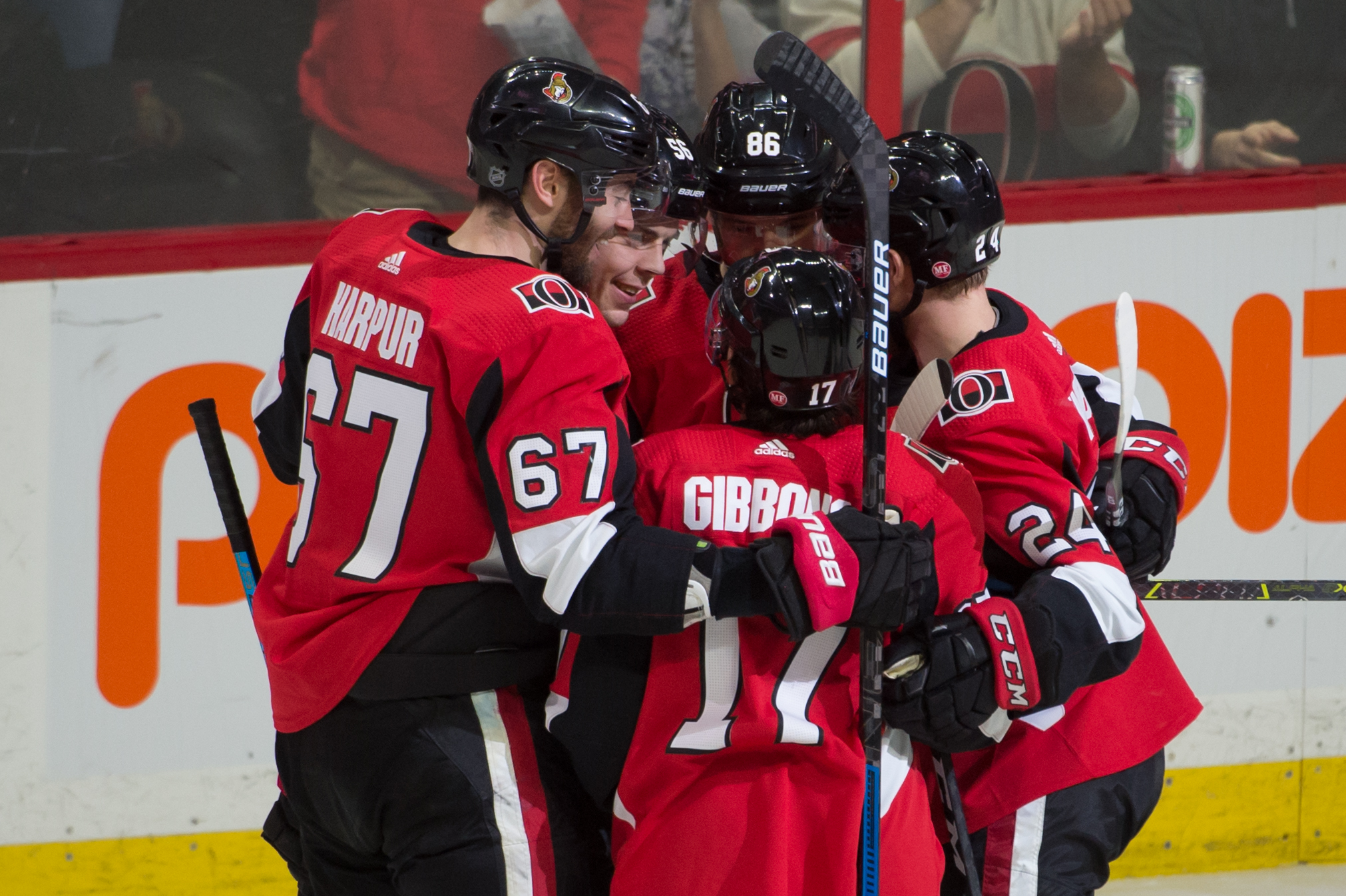 NHL: Buffalo Sabres at Ottawa Senators