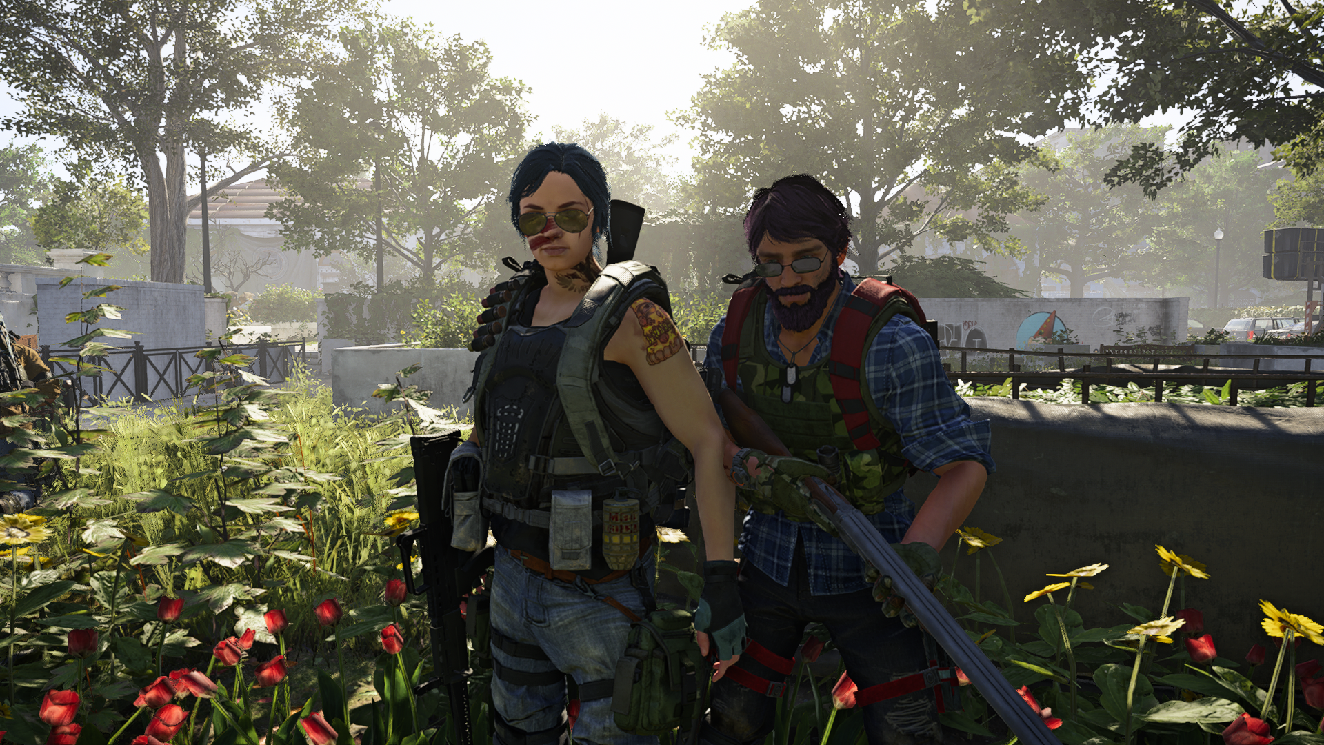 The Division 2 is the perfect date night activity