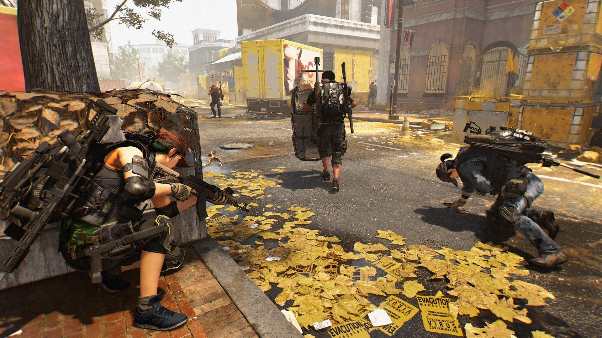 The Division 2's endgame content arrives April 5