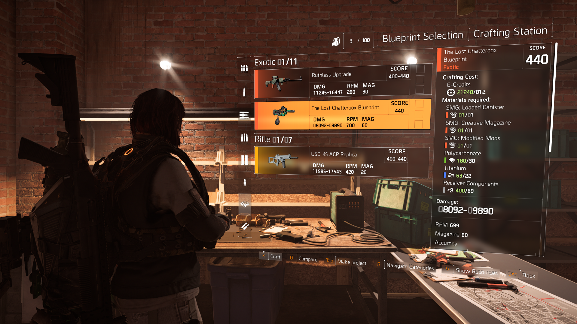 The Division 2 Chatterbox Exotic submachine gun guide - Polygon