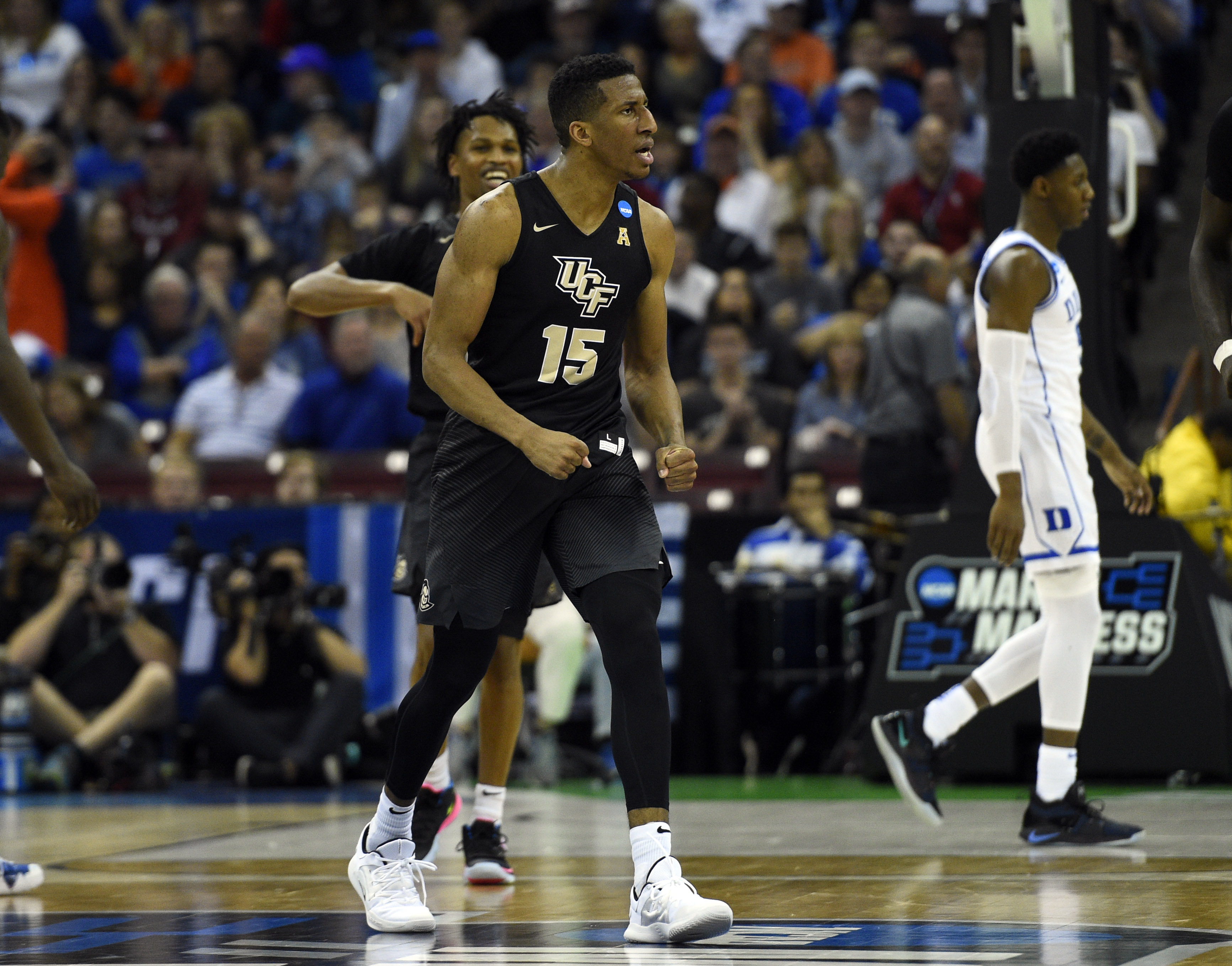 NCAA Basketball: NCAA Tournament-Second Round-Duke vs UCF