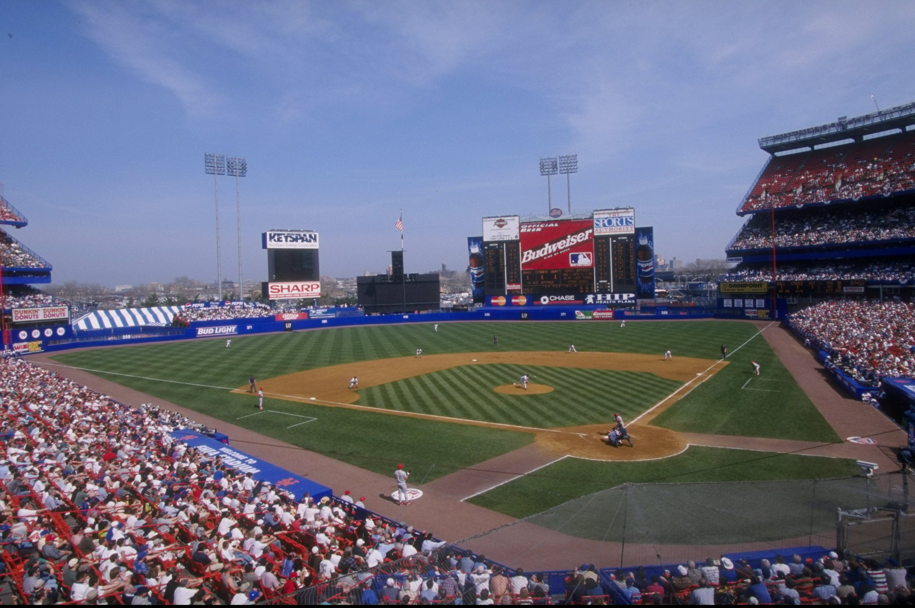 Phillies V Mets