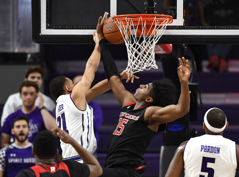 NCAA Basketball: Rutgers at Northwestern