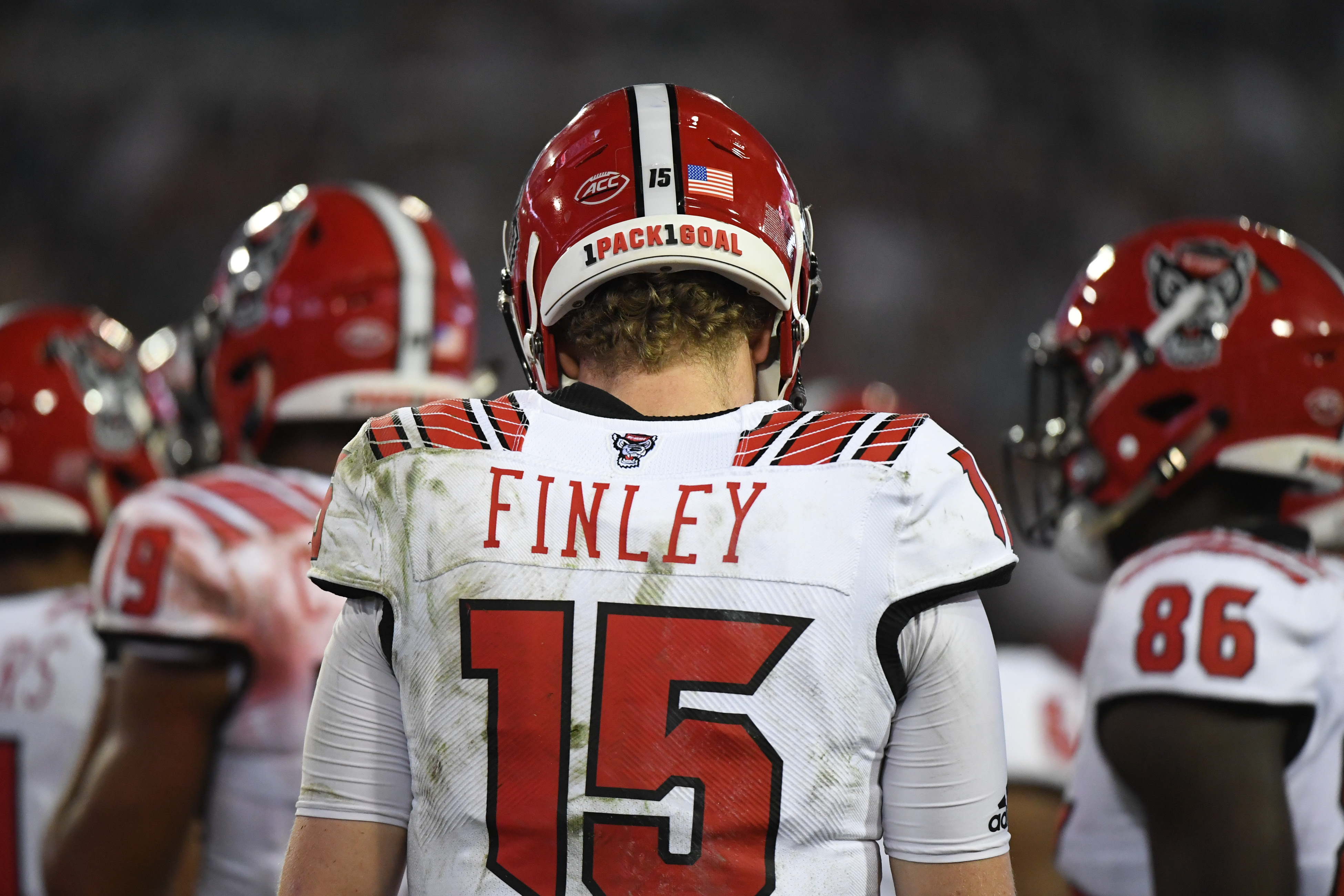 sports shoes 8fd63 6a429 NFL draft: Breaking down Ryan Finley's fit with the Patriots ...