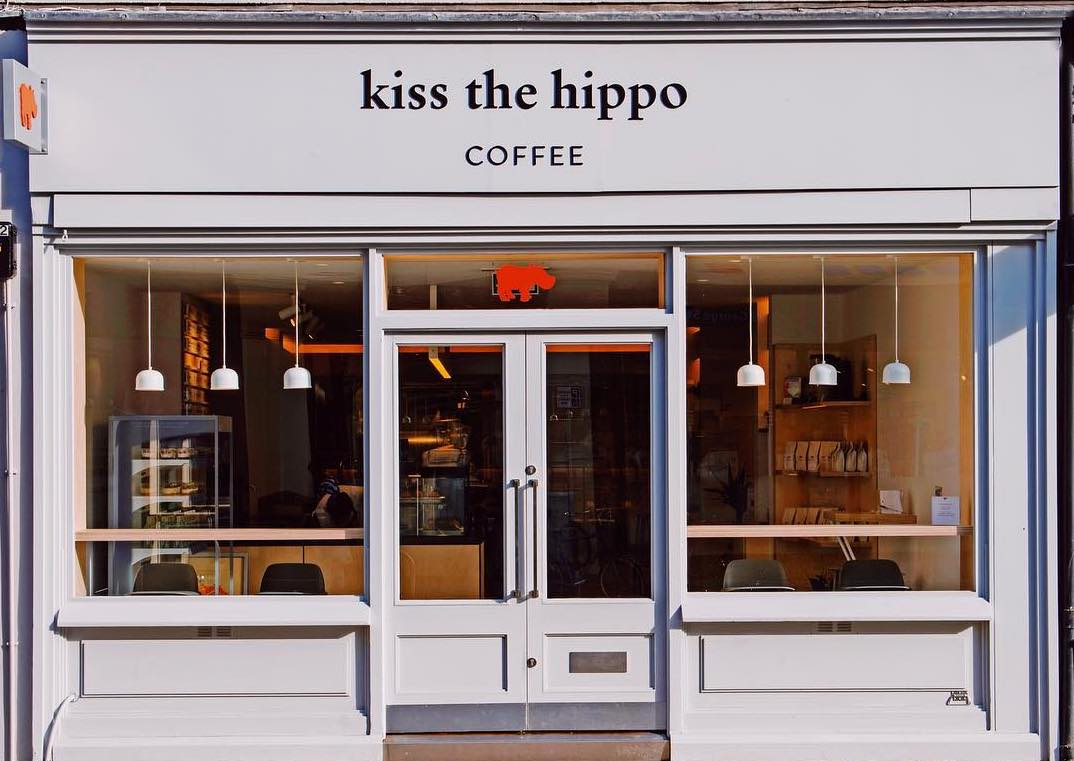 London's best coffee shops: Kiss the Hippo
