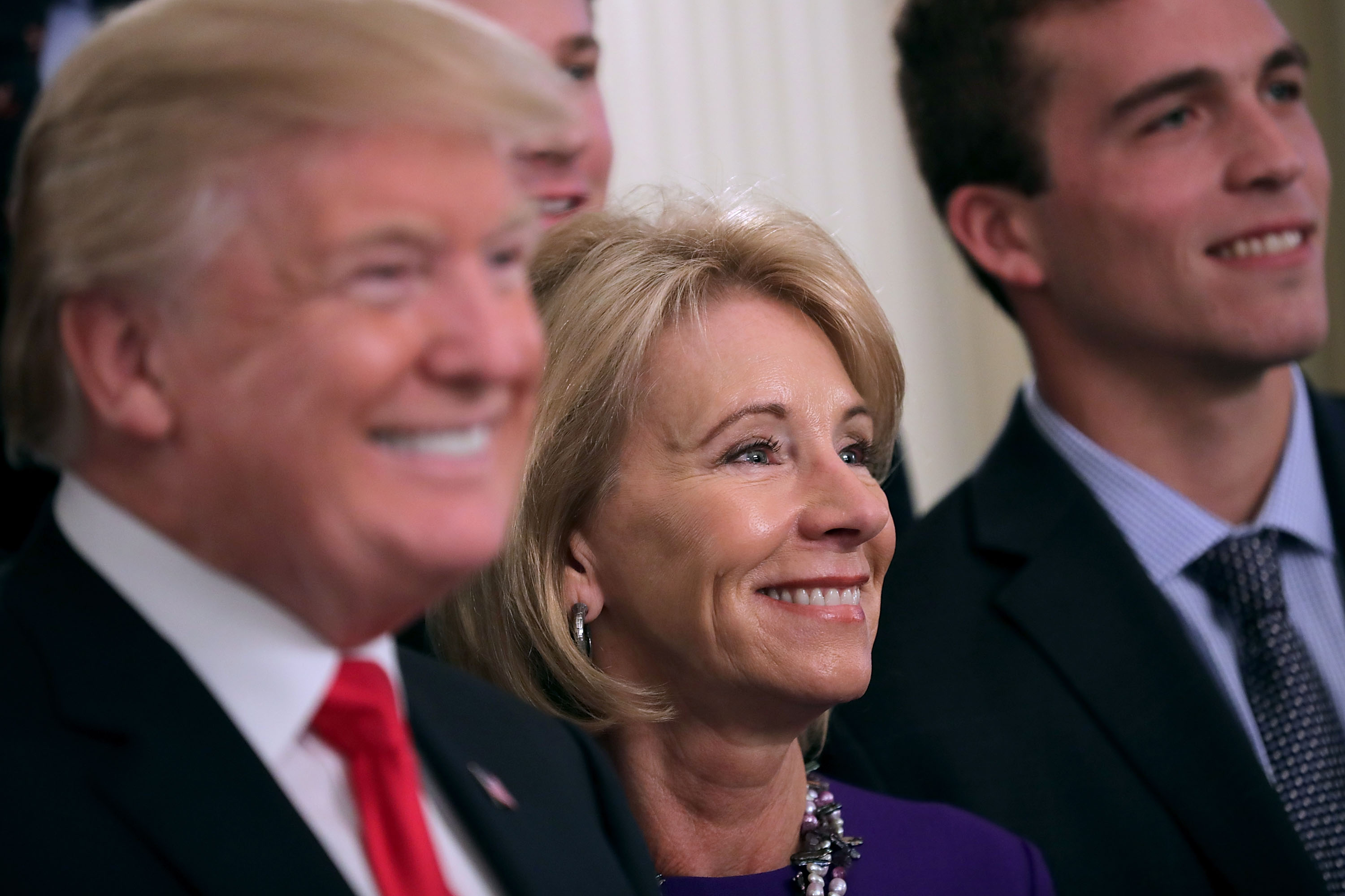 Higher Education Act: Trump's vision for student loans