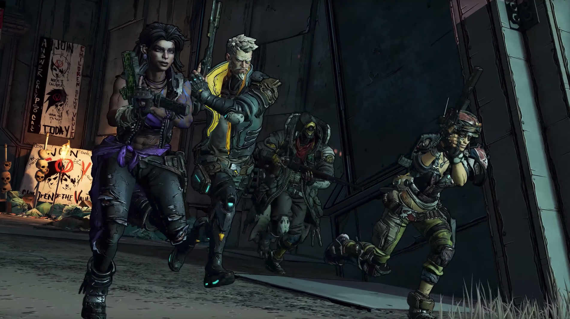 Borderlands 3's trailer is a disappointment - Polygon