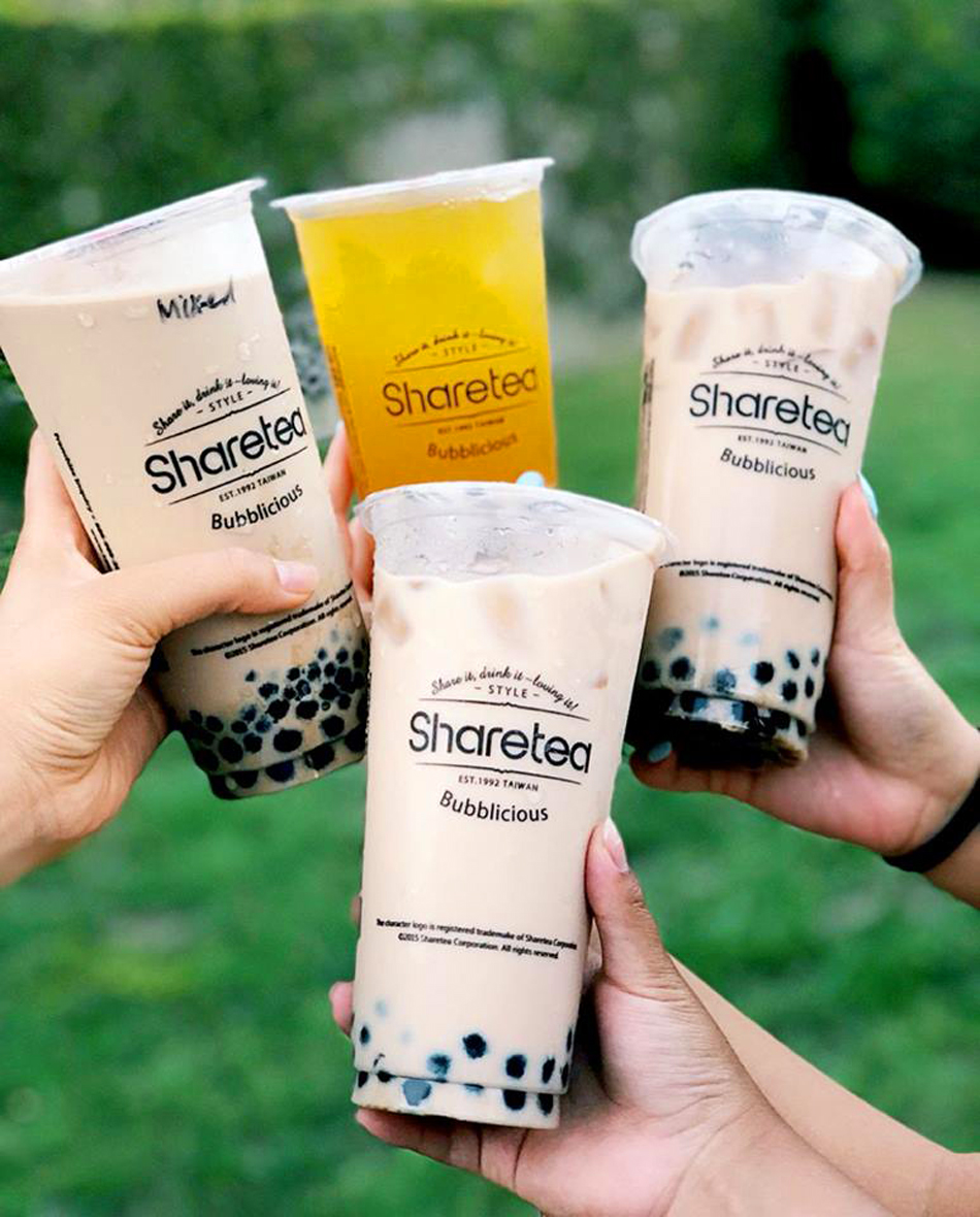 Taiwan's Sharetea Sets an Opening Date in the Southwest