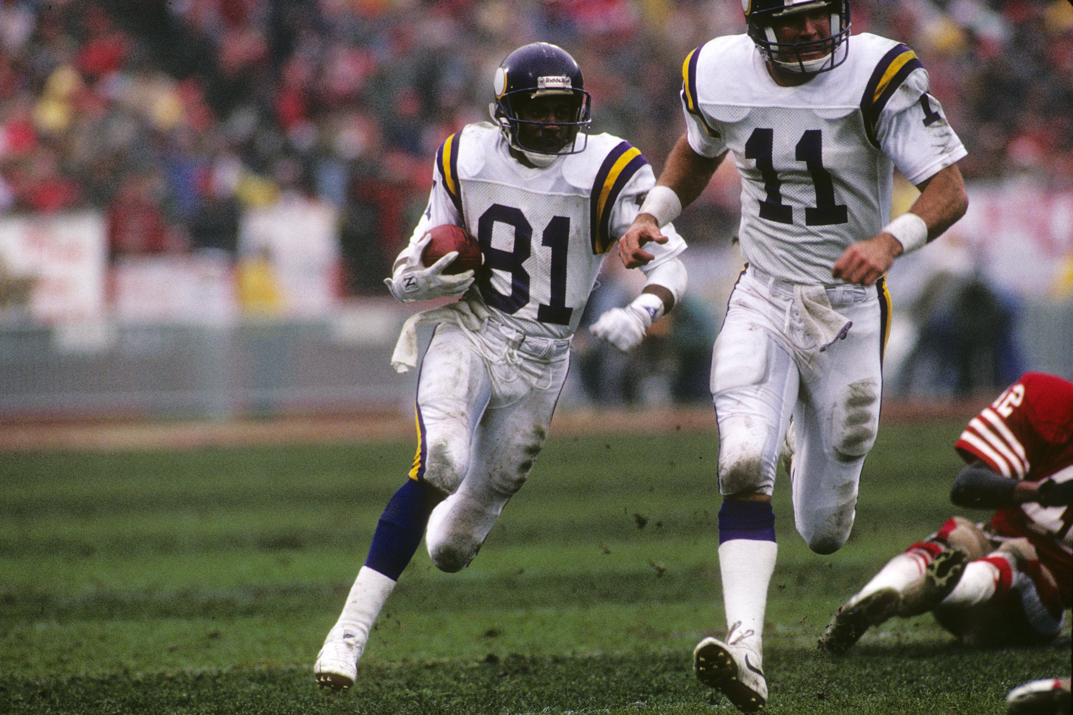 1987 NFC Divisional Playoffs: Minnesota Vikings v San Francisco 49ers