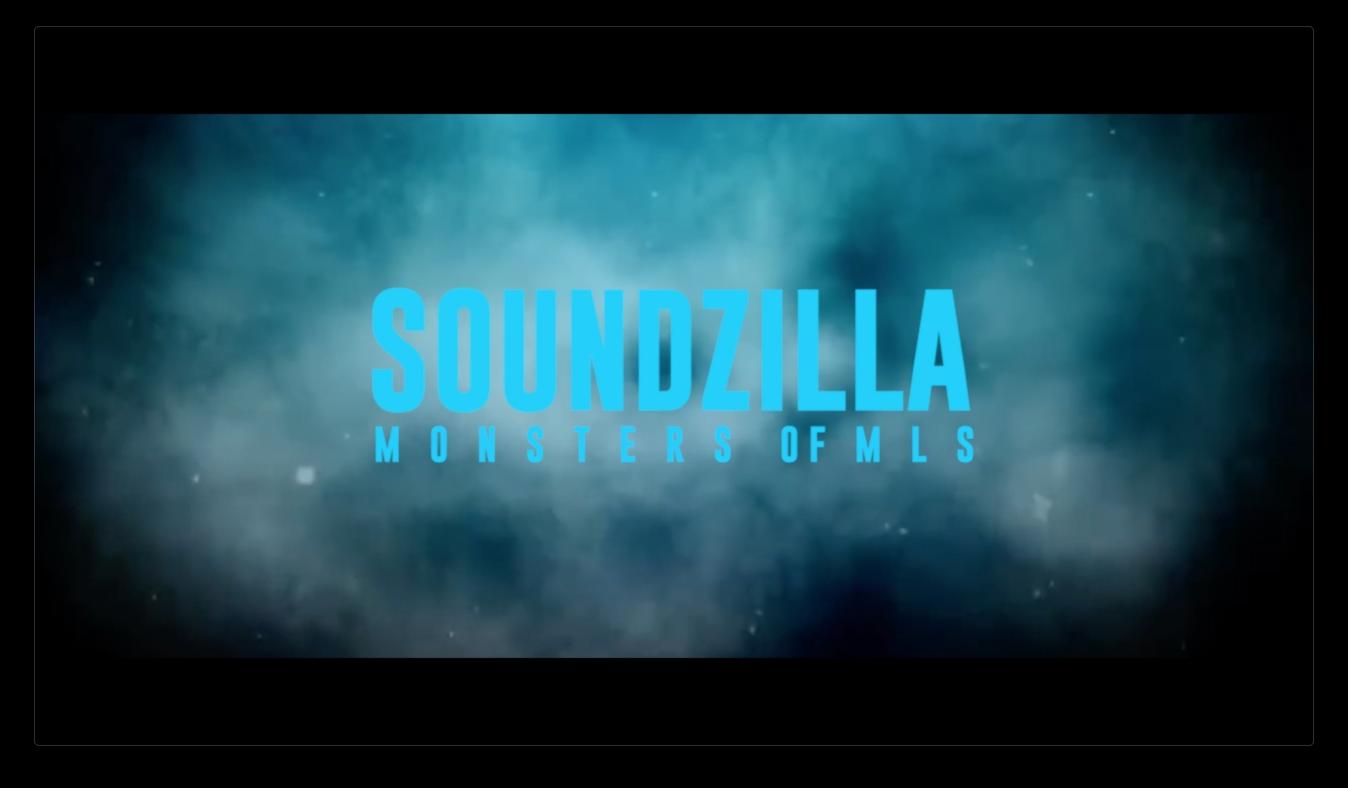 seattle sounders, soundzilla