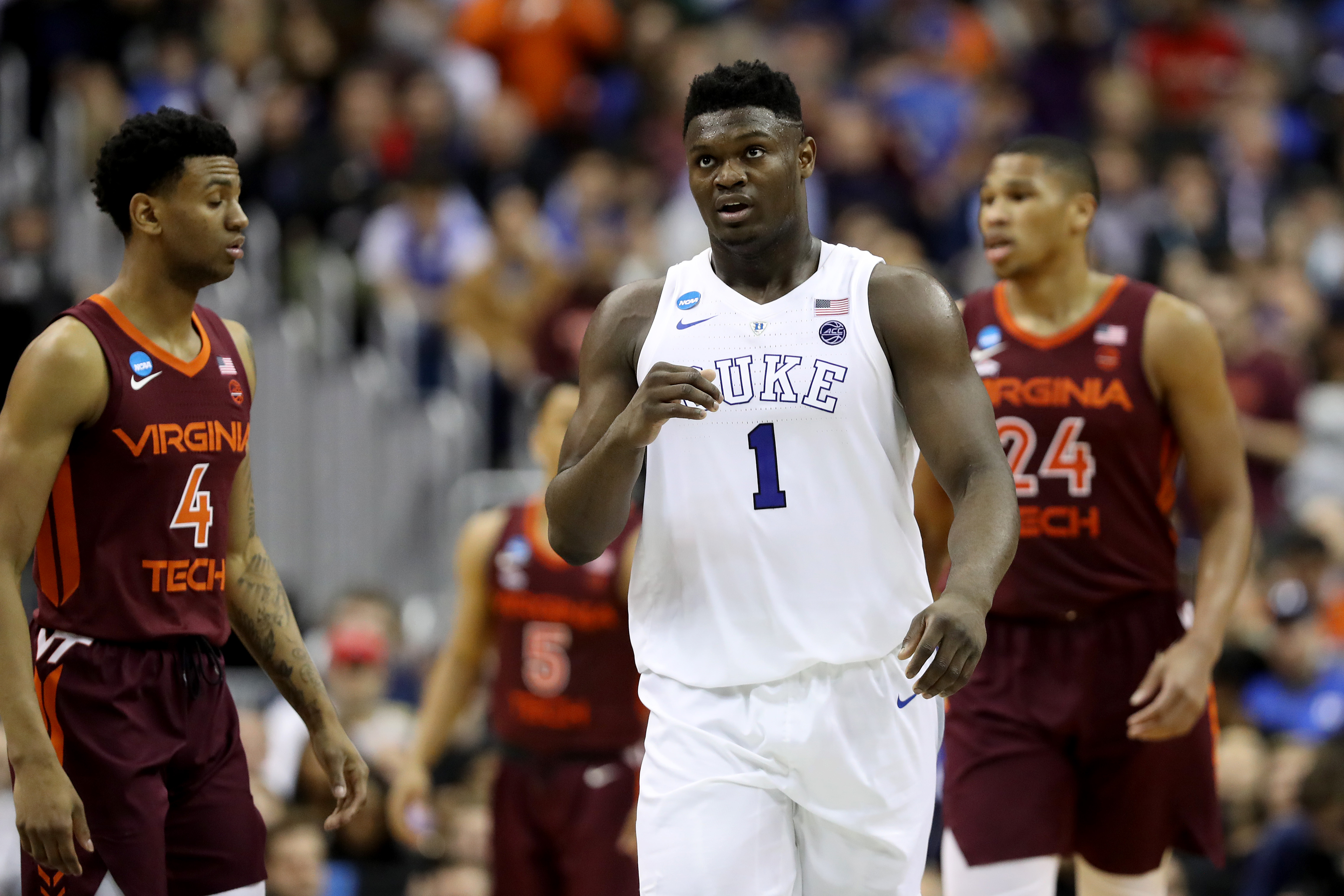 acb28b4ba7c Duke Is Going to the Elite Eight Because of Zion s Latest Feats ...
