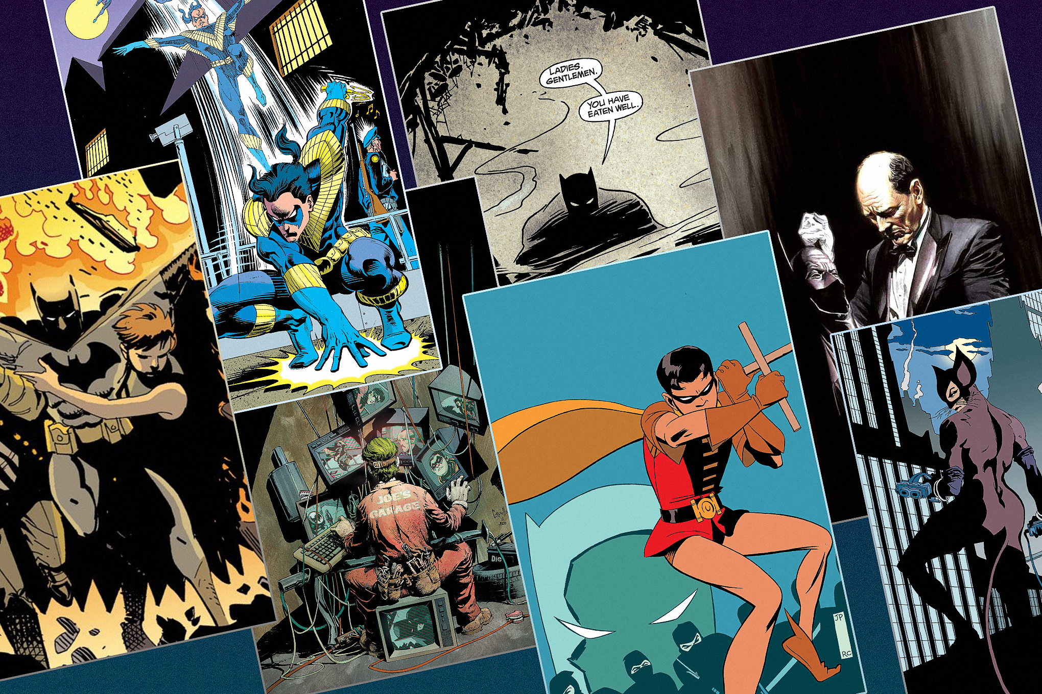 The 10 greatest Batman comics of all time