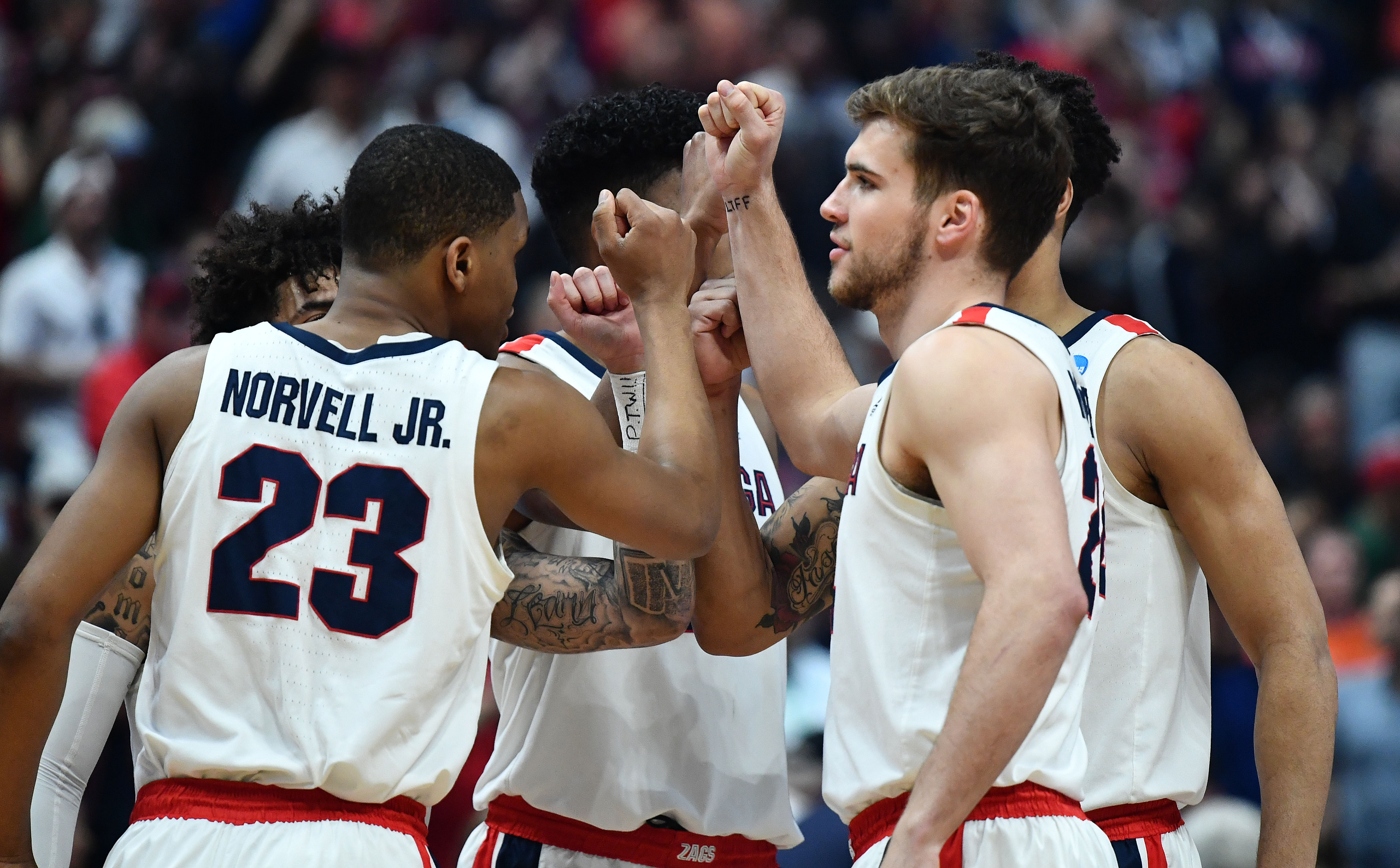 10 Observations about the 2018-19 Gonzaga Bulldogs - The