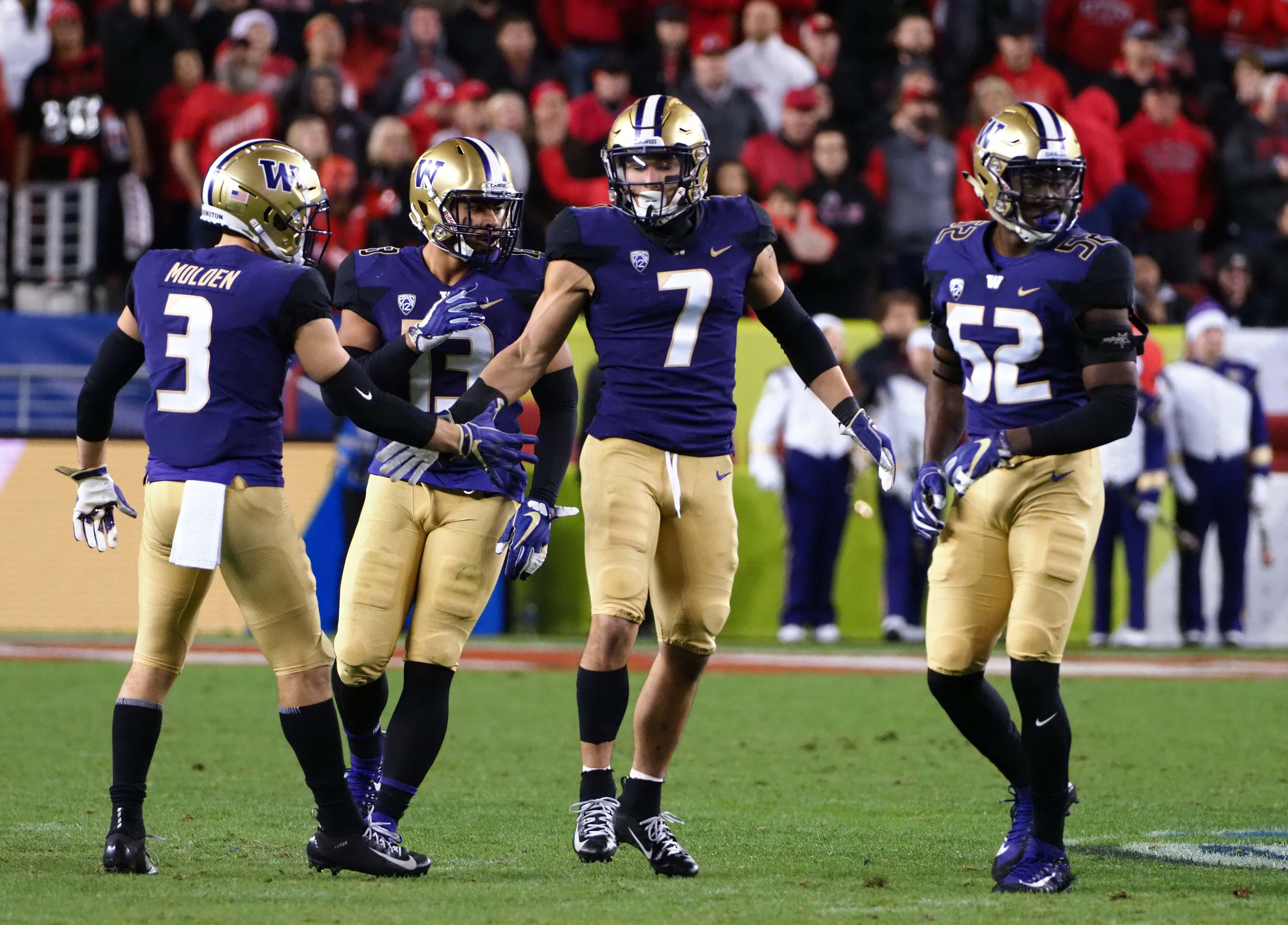 Uw Spring 2020 Time Schedule Recruiting Roundup: a Spring Look at the 2020 Defensive Recruiting