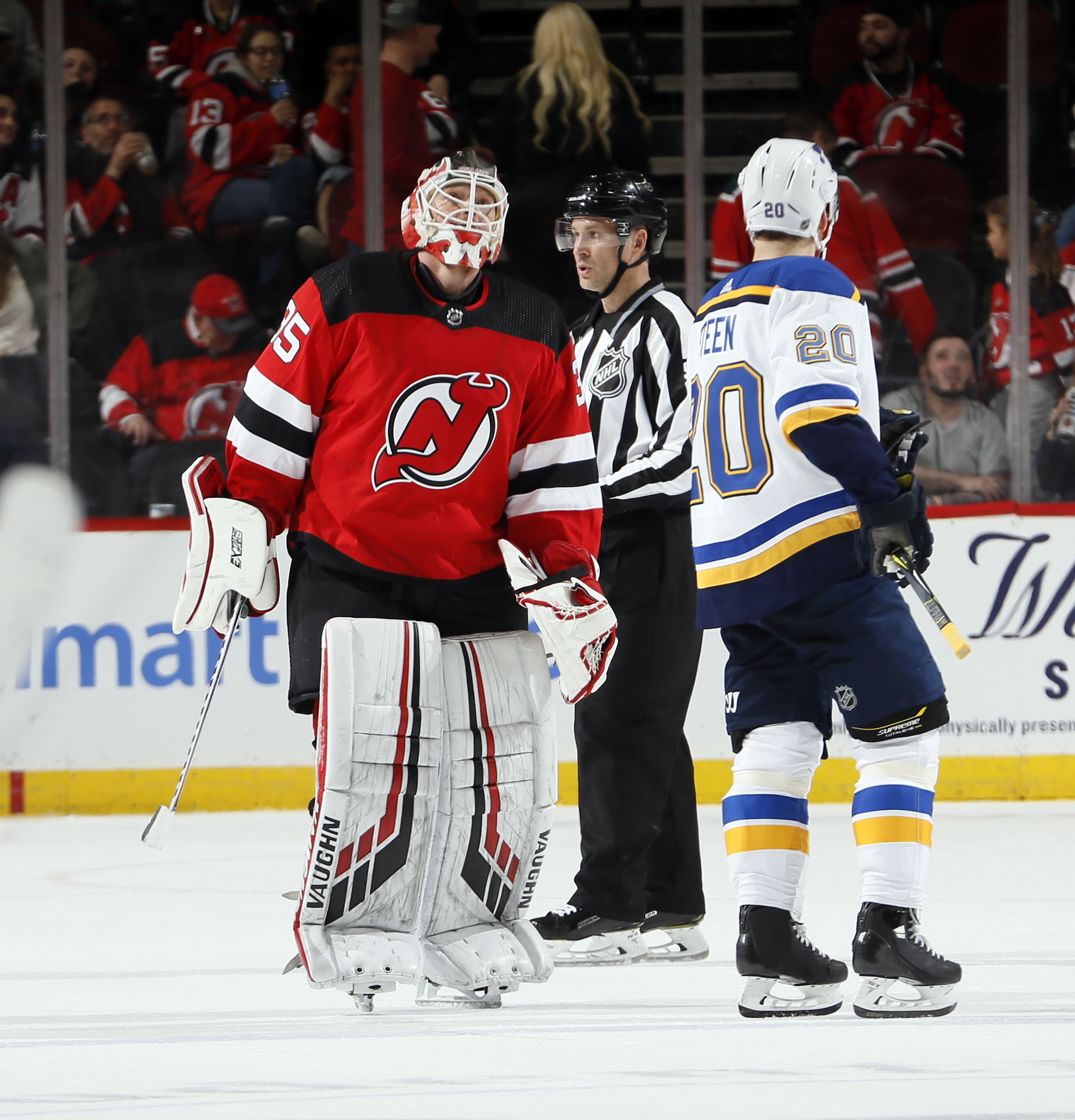 Devils Game Recaps - All About The Jersey
