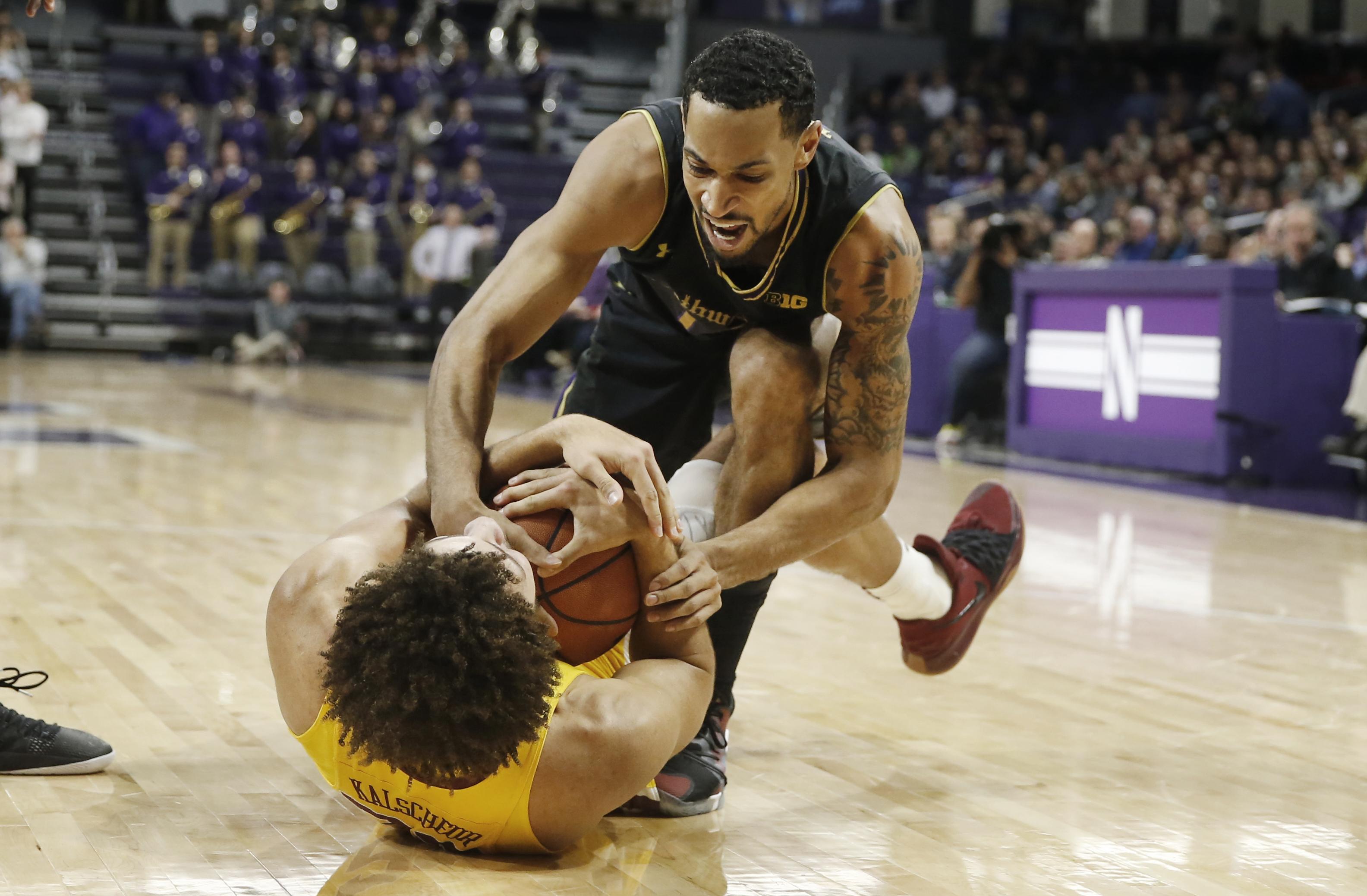 NCAA Basketball: Minnesota at Northwestern