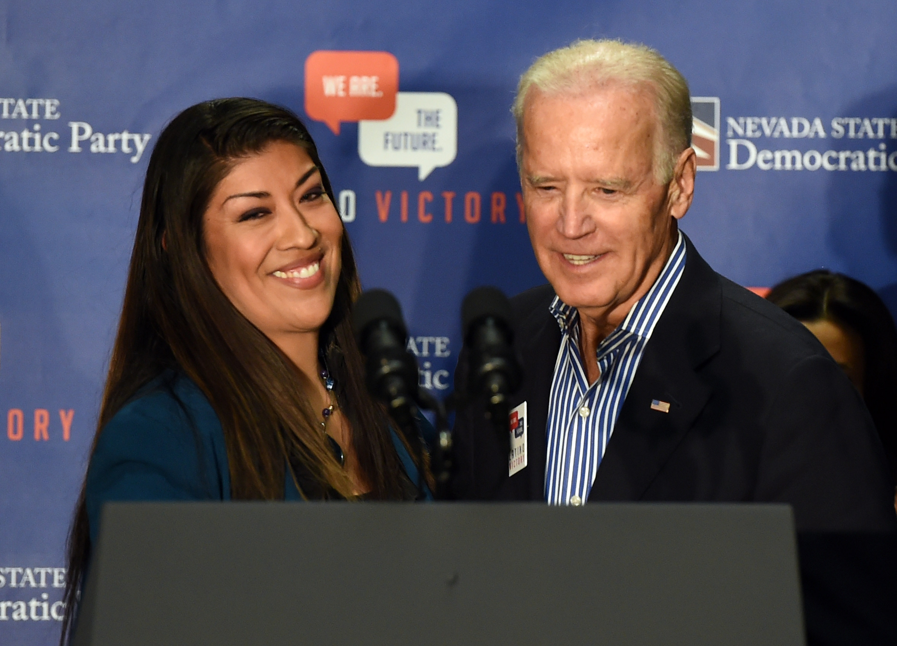 The controversy over Joe Biden's treatment of women, explained