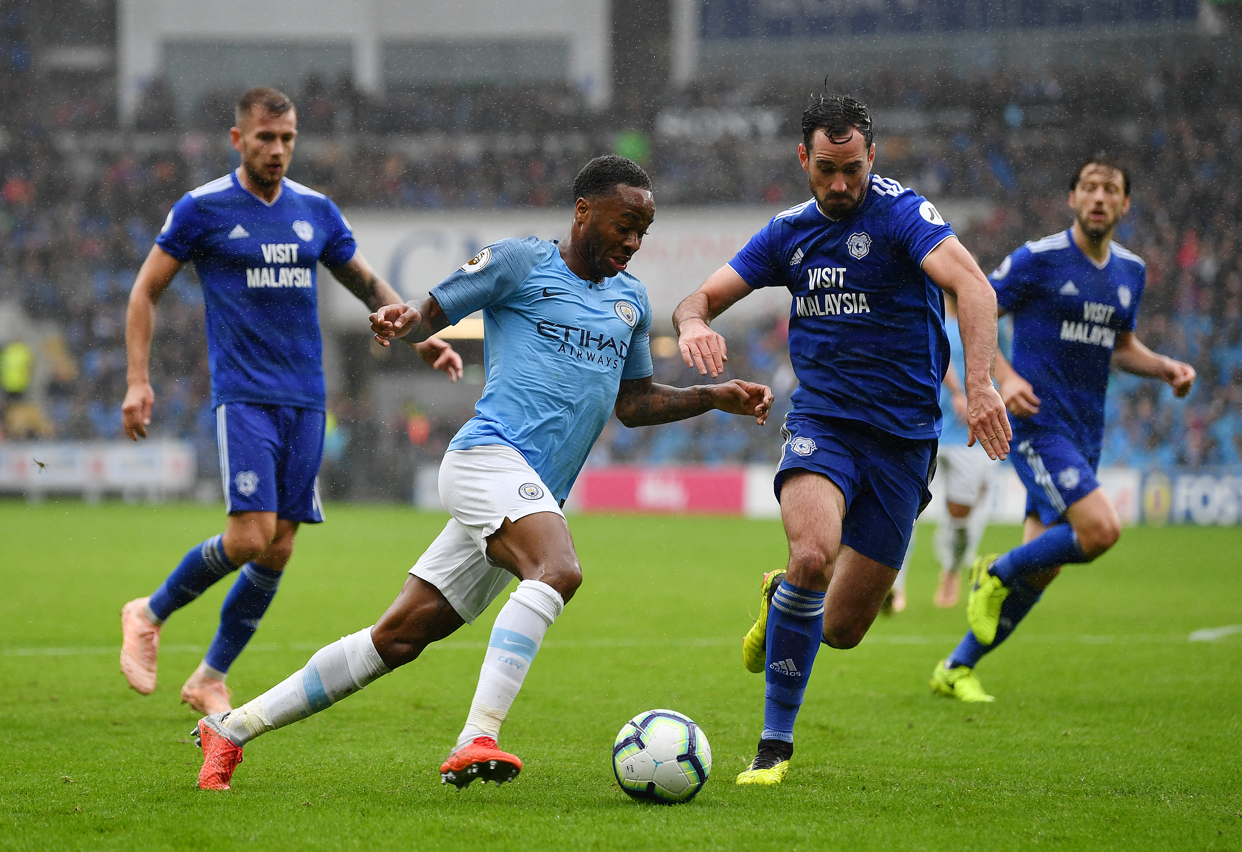 Manchester City vs Cardiff City, Premier League Matchday 32: Team News, Preview and Prediction