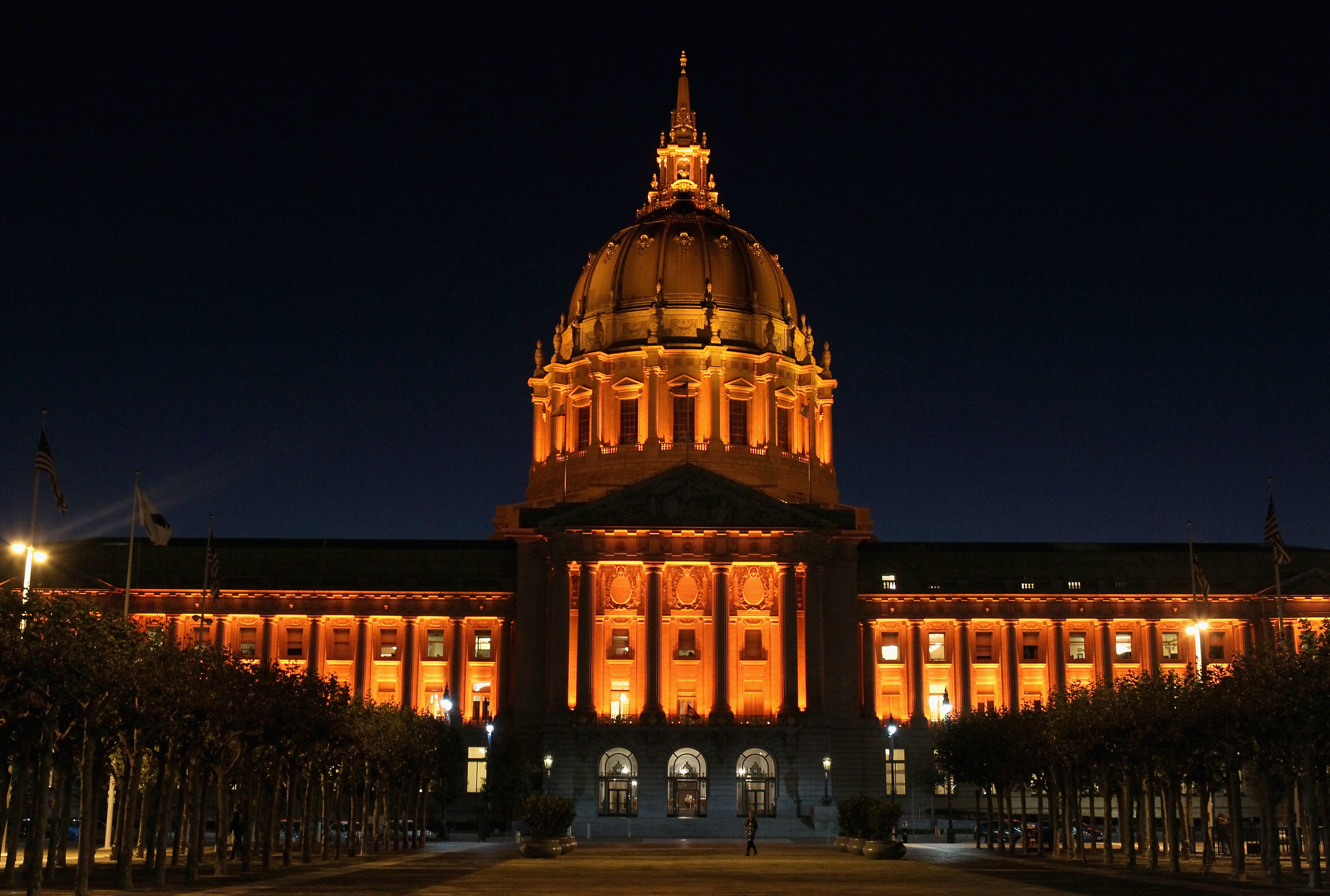 San Francisco Celebrates SF Giants Winning NLCS