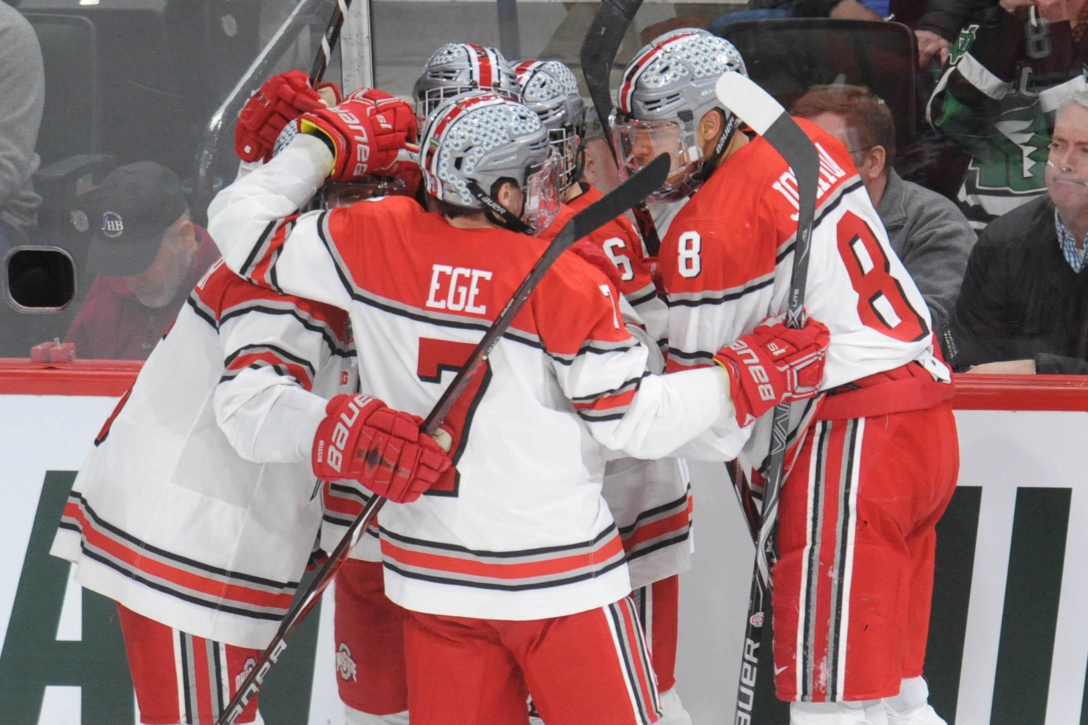 NCAA Hockey: Frozen Four-Minnesota Duluth vs Ohio State