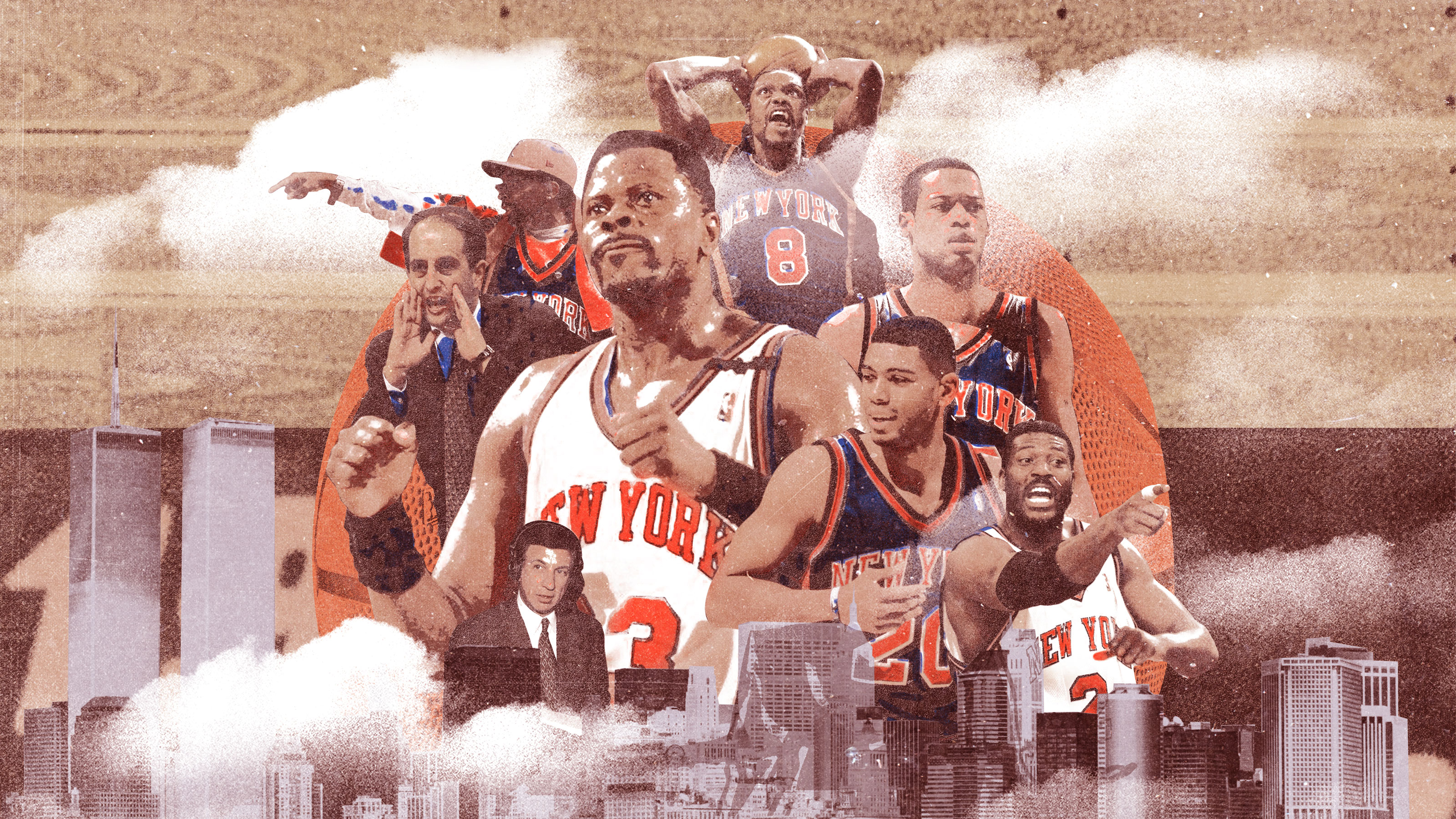 finest selection 9d56b ad0cd In the Knick of Time: The Story of the 1998-99 Knicks - The ...
