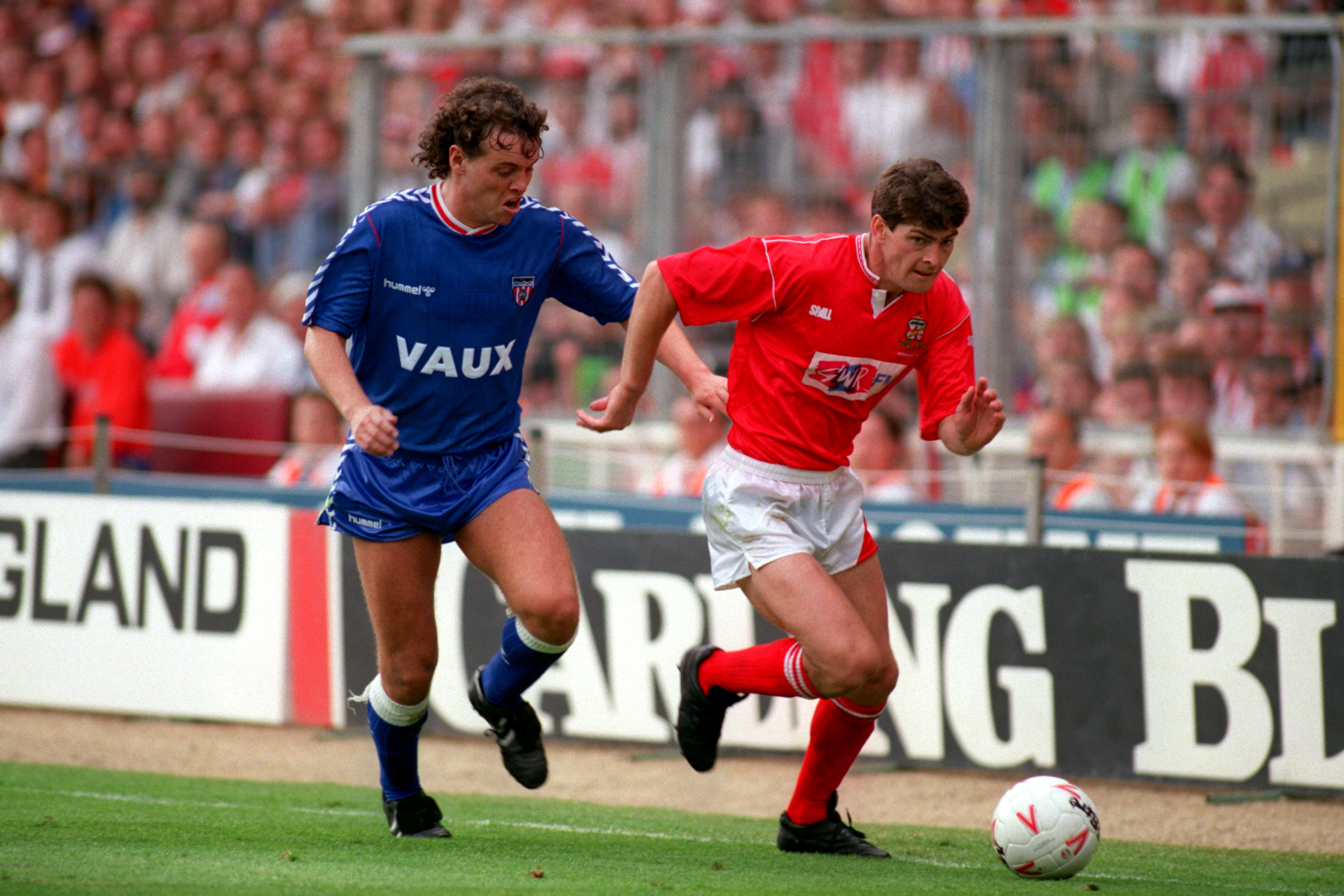 Played for Both: FOUR players who have played for Sunderland & Accrington Stanley!