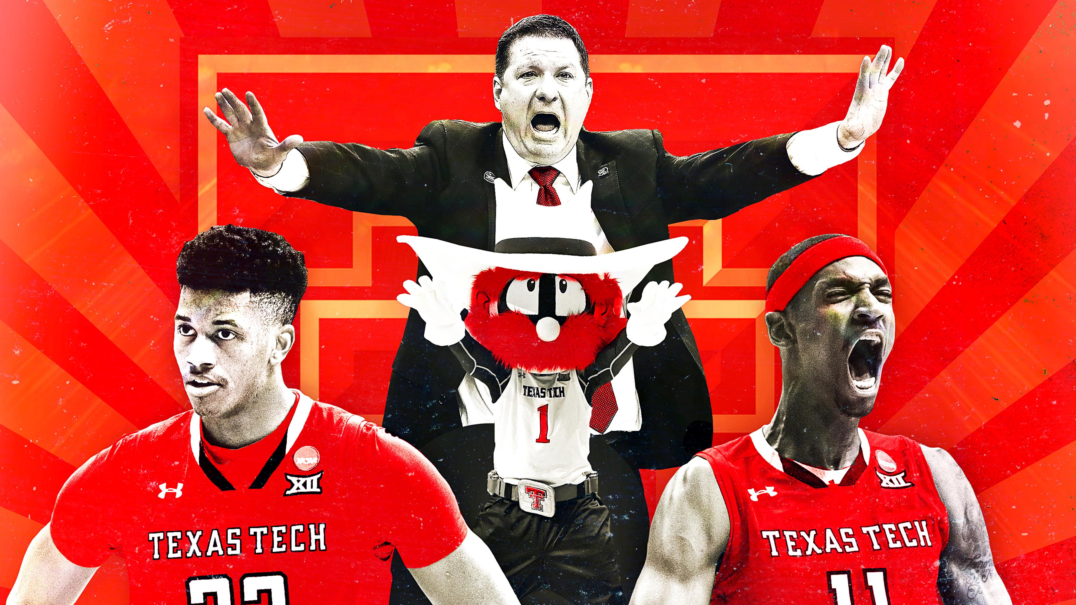 b9519d42f How Chris Beard Built Texas Tech Into College Basketball s Most Unlikely  Juggernaut