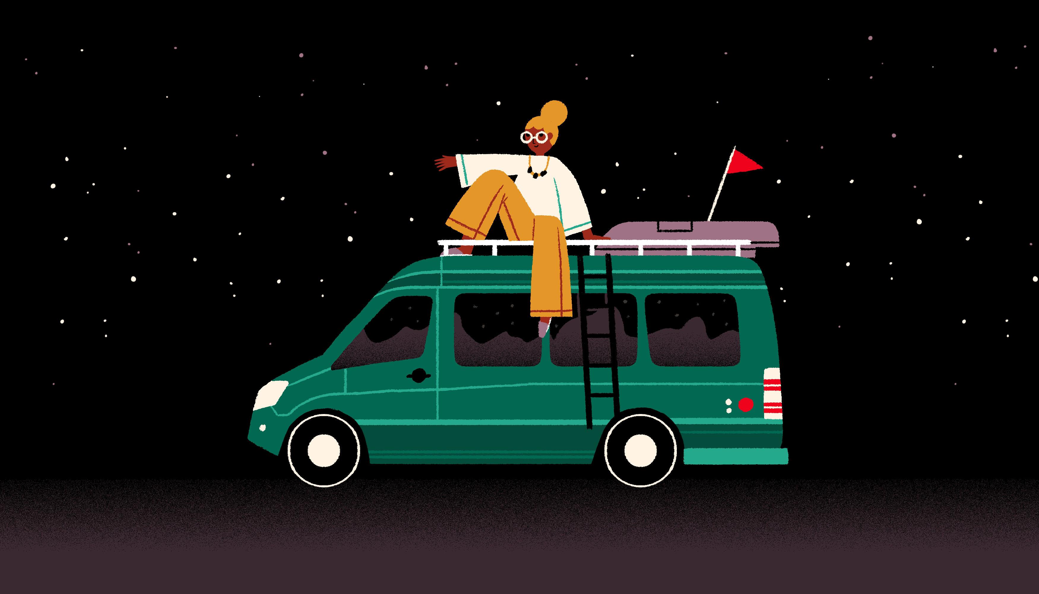 The business of van life
