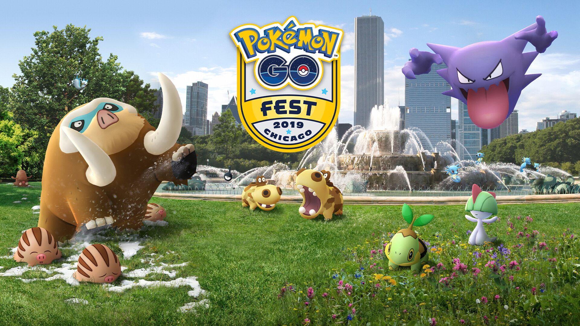 Pokémon Go Fest 2019: dates, cities, and ticket sales