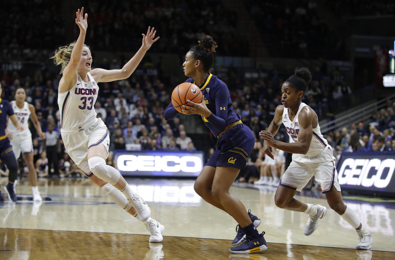 NCAA Womens Basketball: California at Connecticut