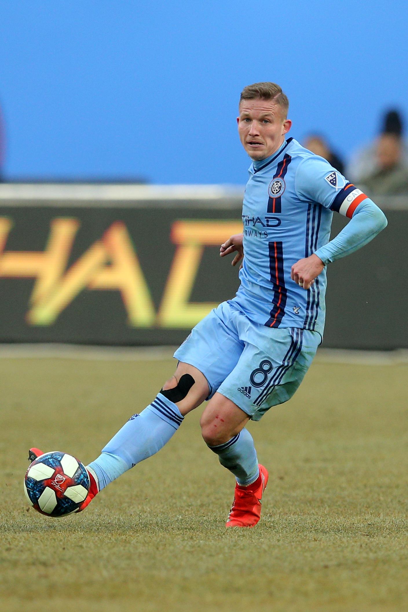 Alexander Ring - New York City FC - MLS