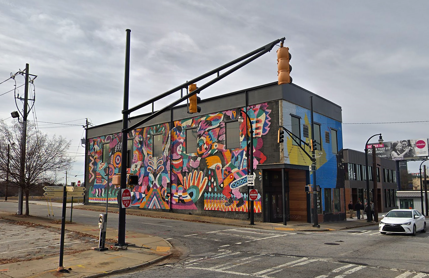 a picture of the building that could become a mexican restaurant