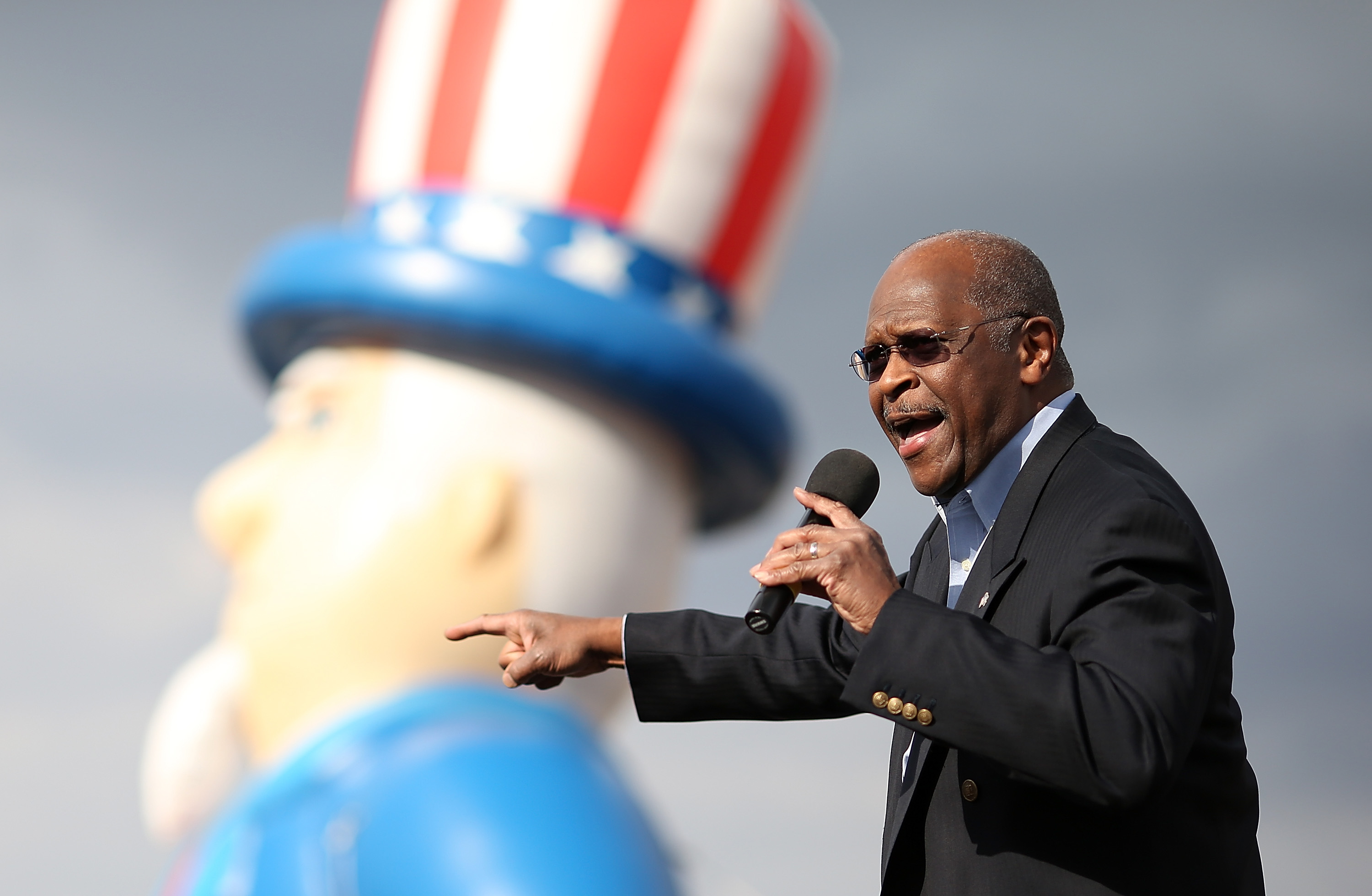 Trump plans to nominate a second loyalist to the Fed: Herman Cain