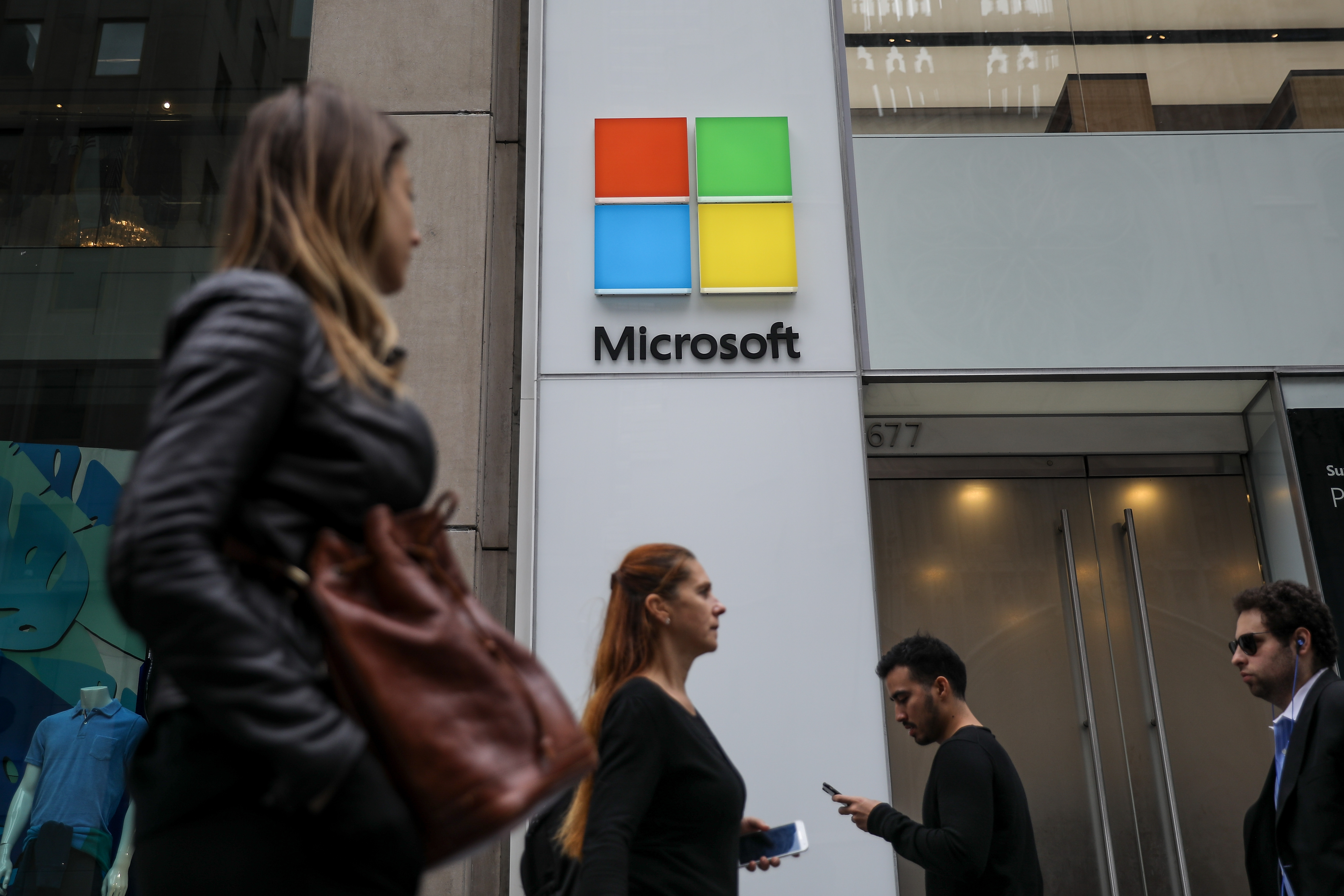 Microsoft workers shared dozens of sexual harassment stories