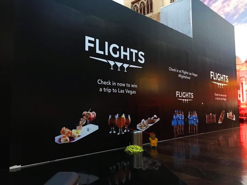 Flights Restaurant Las Vegas