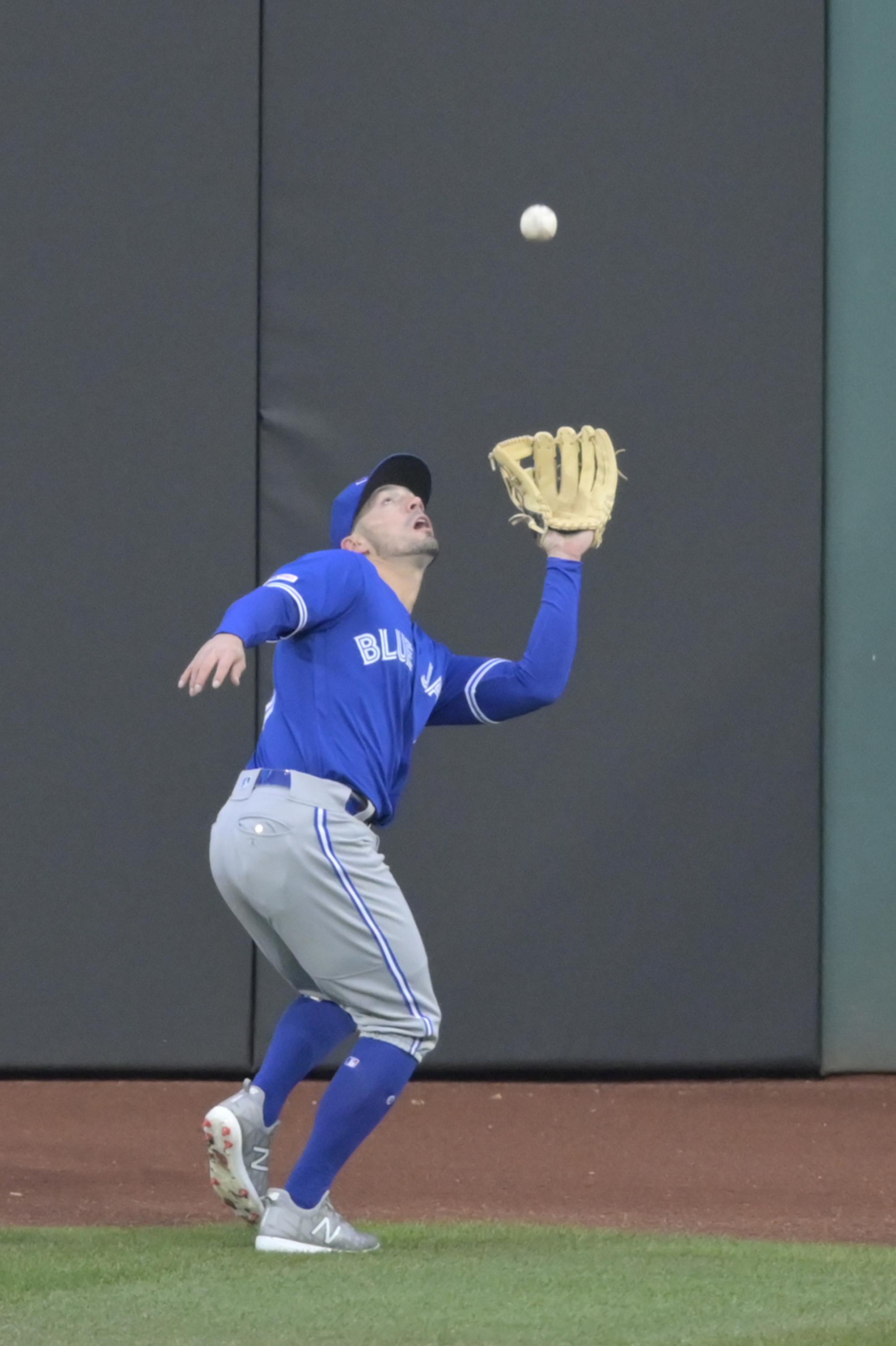 MLB: Toronto Blue Jays at Cleveland Indians