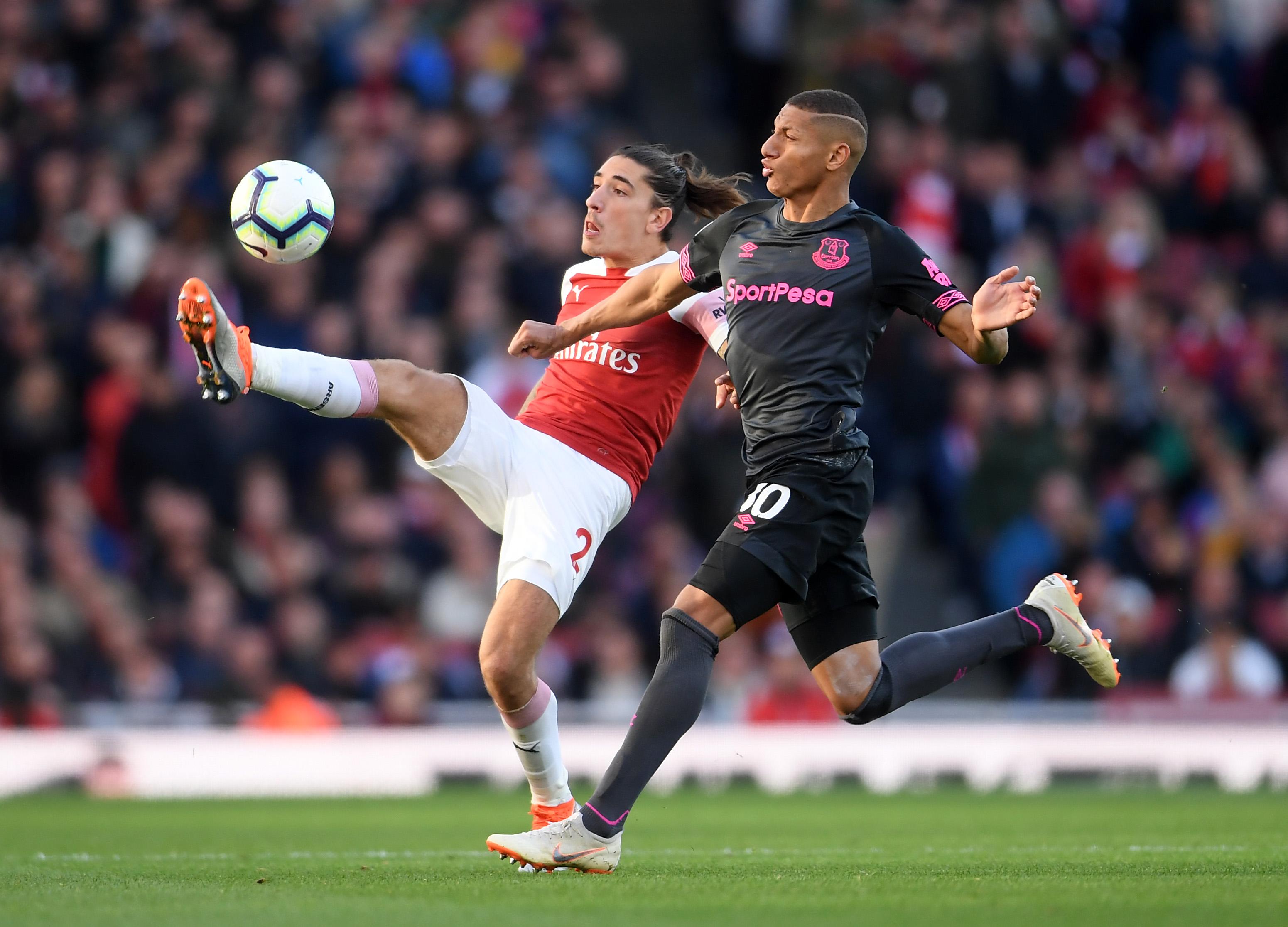 Arsenal v Everton - Premier League