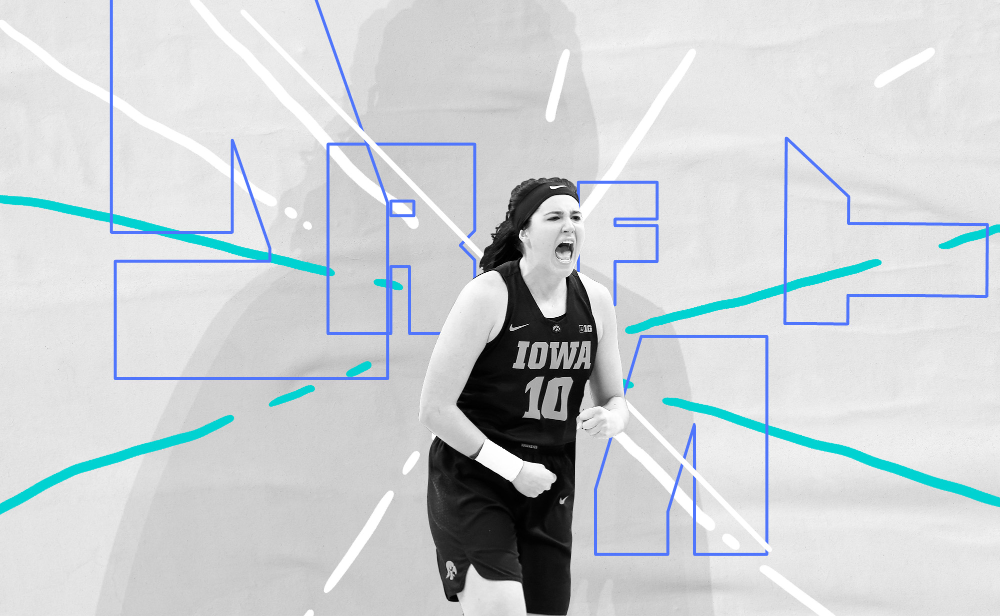 Megan Gustafson is the undeniable scorer headed to the Dallas Wings