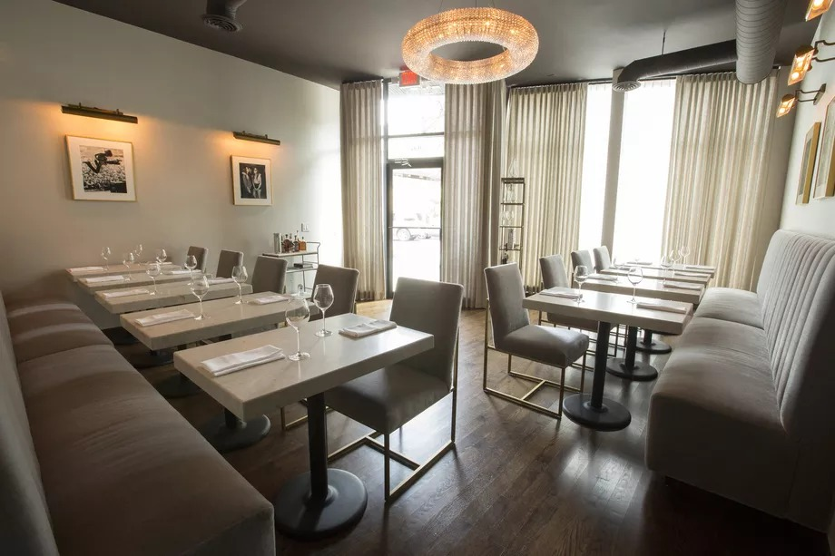 A Critic Praises Uptown's Fine Dining Spot