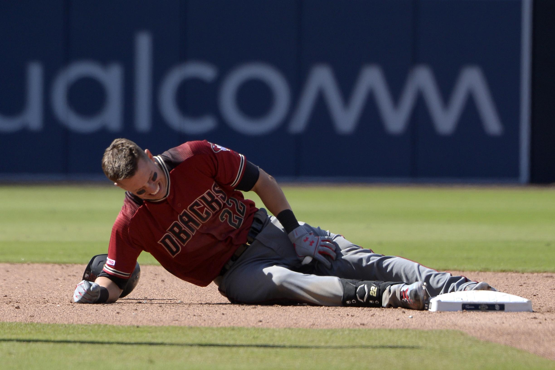MLB:在圣地牙哥教士队亚利桑那响尾蛇
