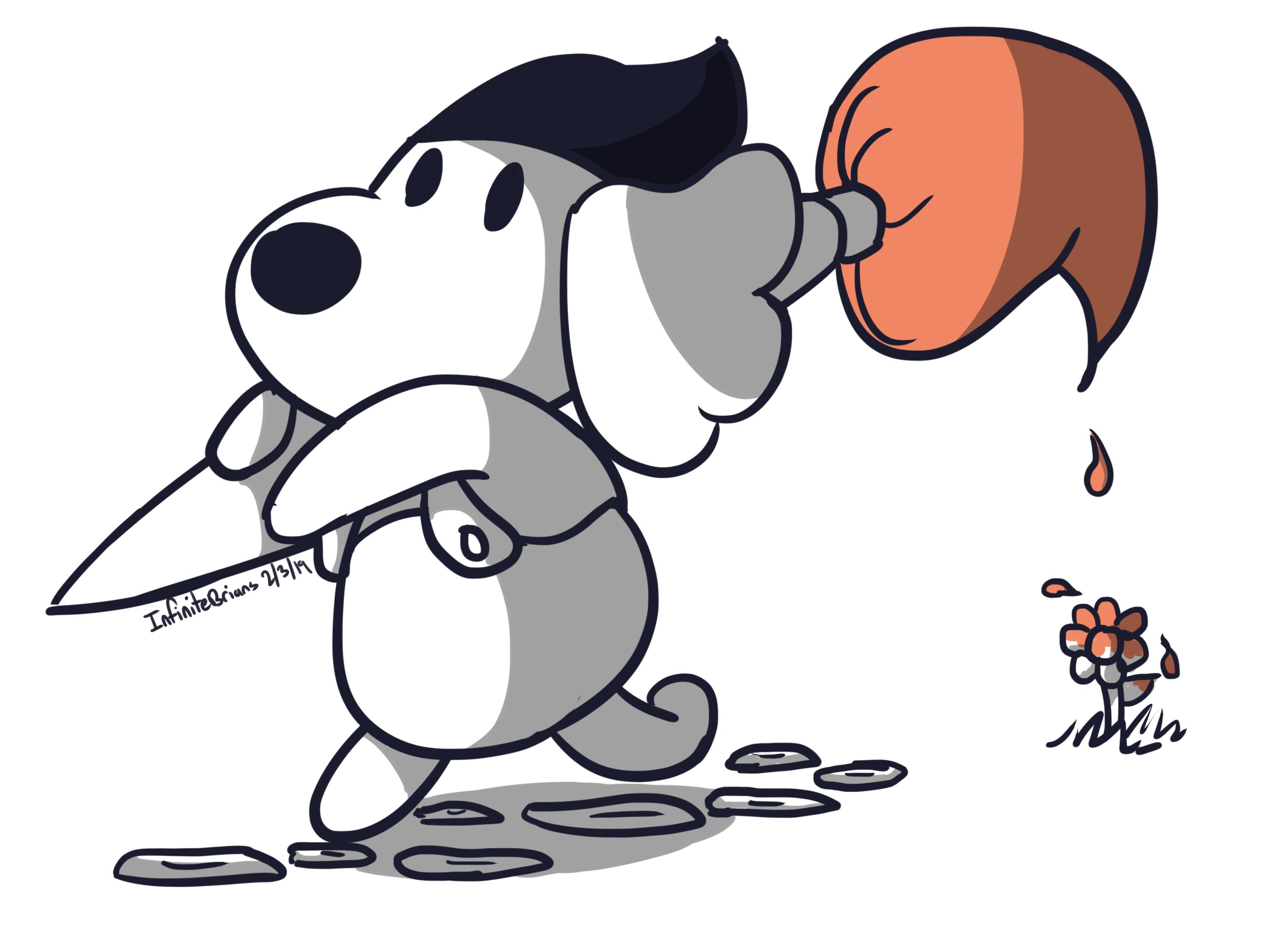 drawdog illustration