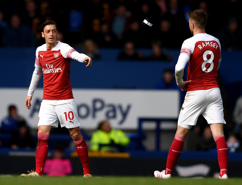 Arsenal vs Napoli: Mệnh lệnh phải thắng