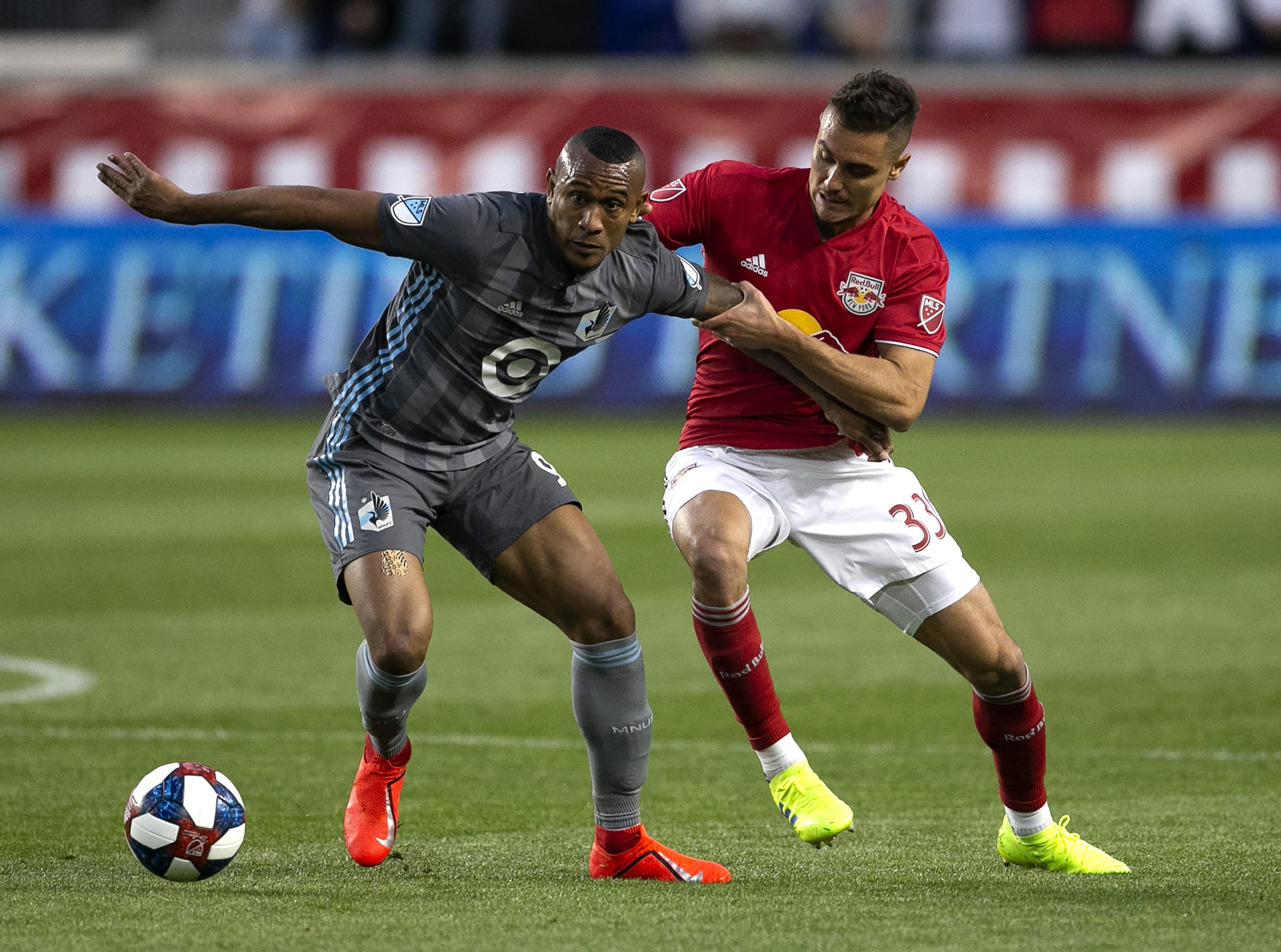 MLS: Minnesota United FC at New York Red Bulls